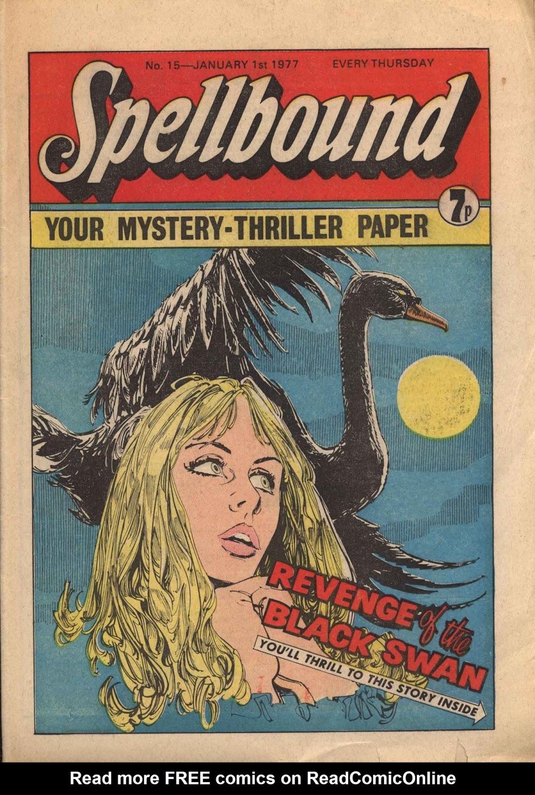 Spellbound (1988) issue 15 - Page 1