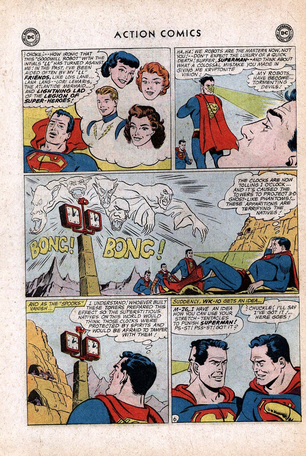 Read online Action Comics (1938) comic -  Issue #299 - 8