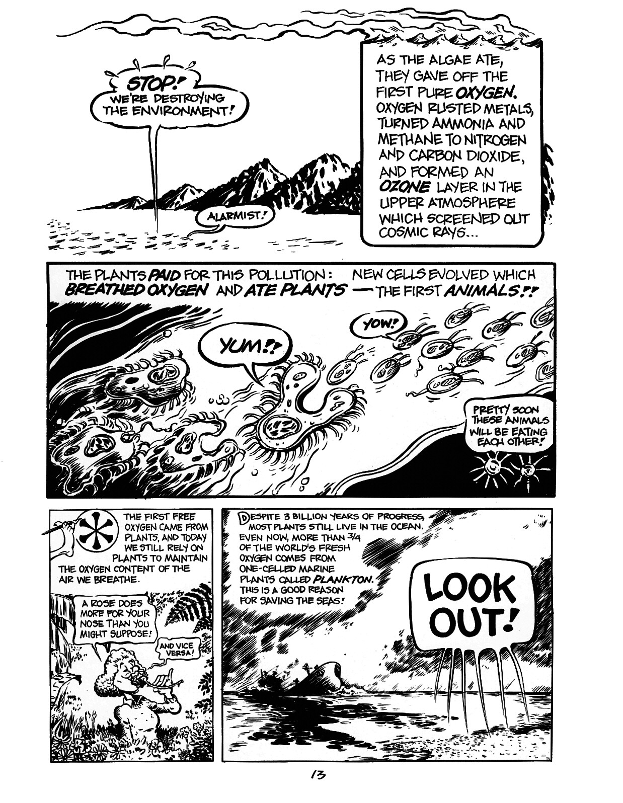 Read online The Cartoon History of the Universe comic -  Issue #1 - 18