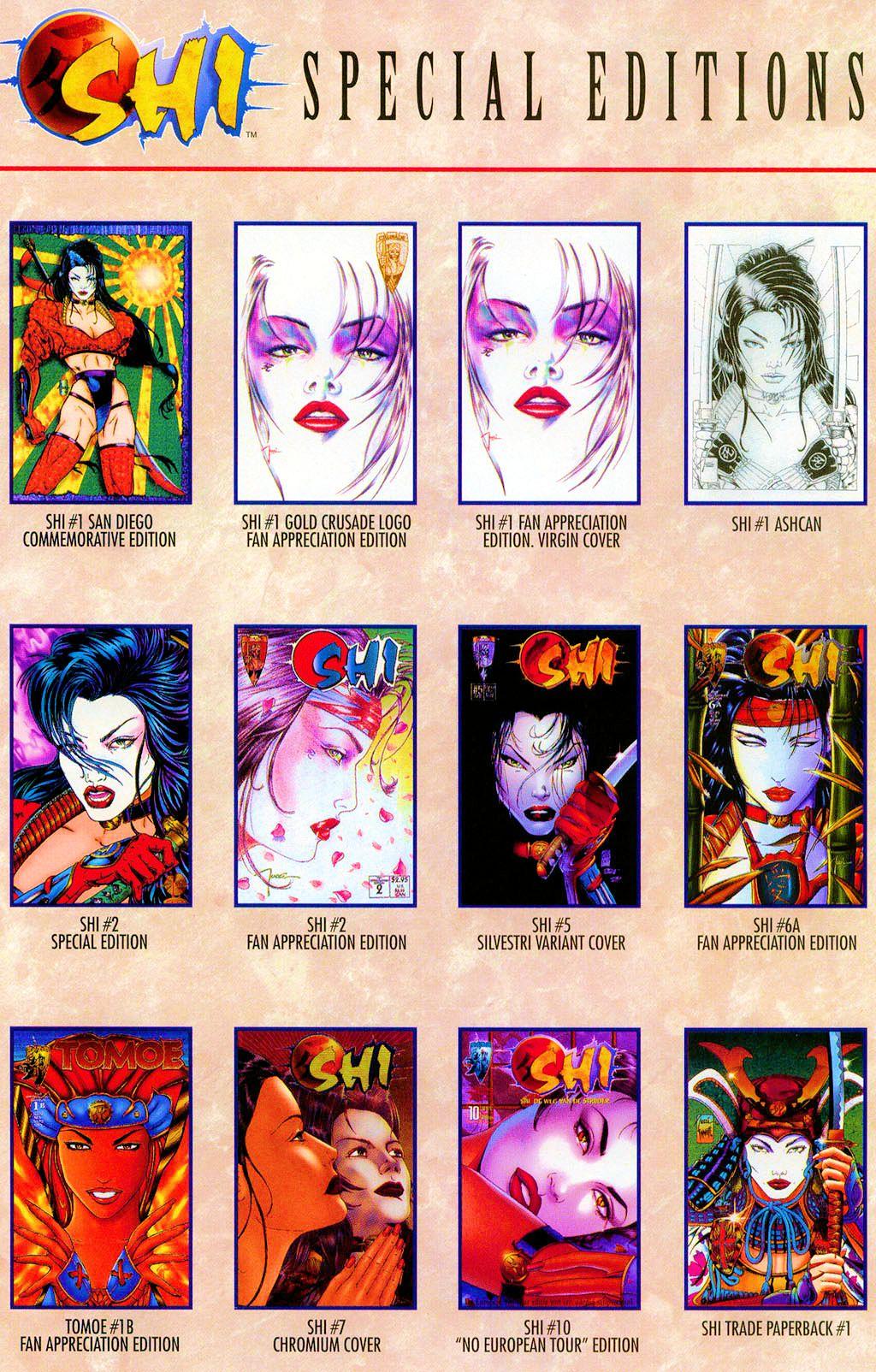 Read online Shi: Rekishi comic -  Issue #2 - 25