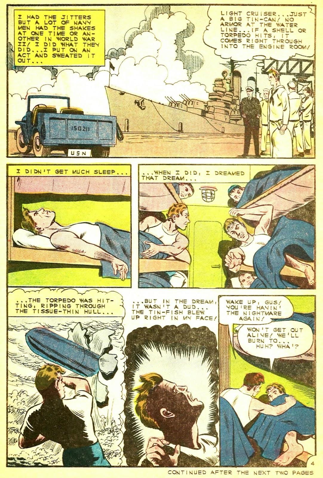 Read online Fightin' Navy comic -  Issue #124 - 6