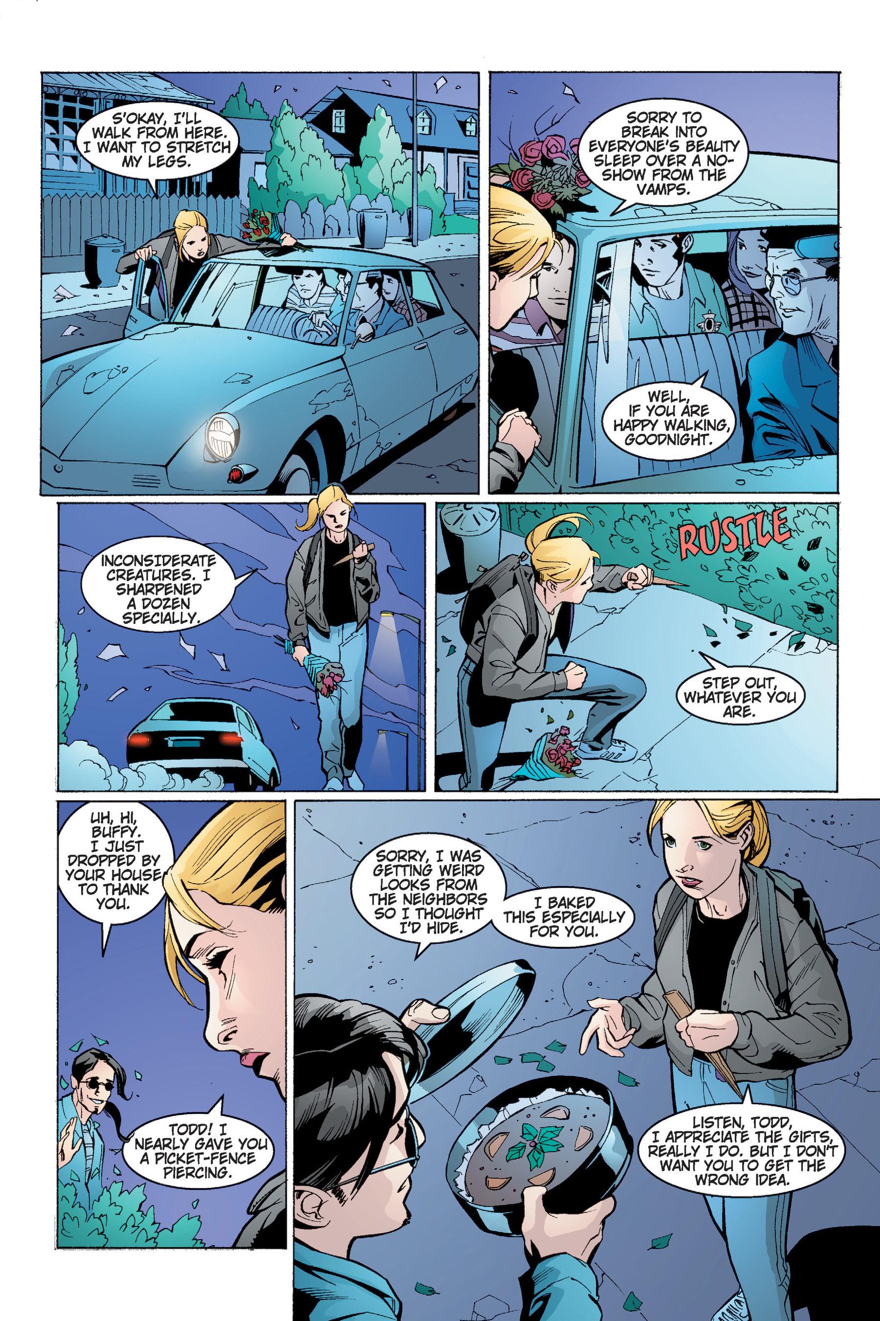 Read online Buffy the Vampire Slayer: Omnibus comic -  Issue # TPB 4 - 108
