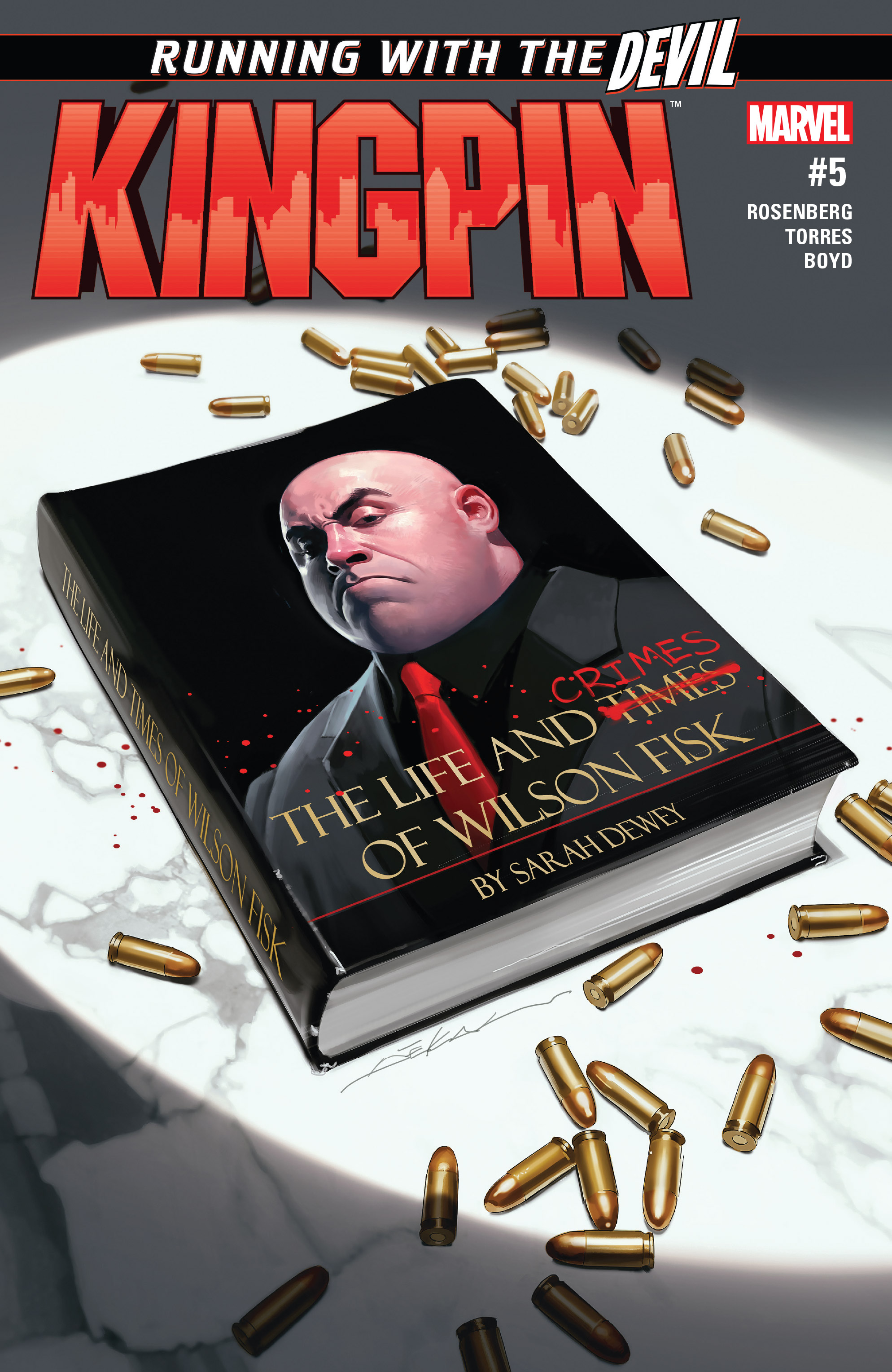 Read online Kingpin (2017) comic -  Issue #5 - 1