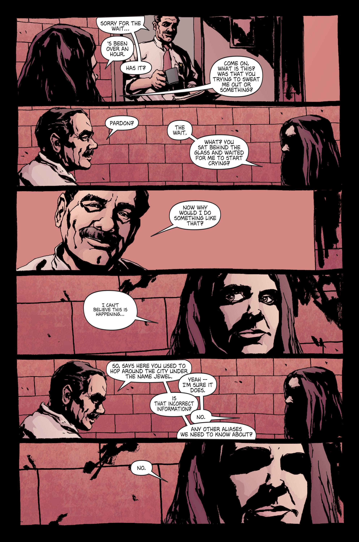 Read online Alias comic -  Issue #3 - 4