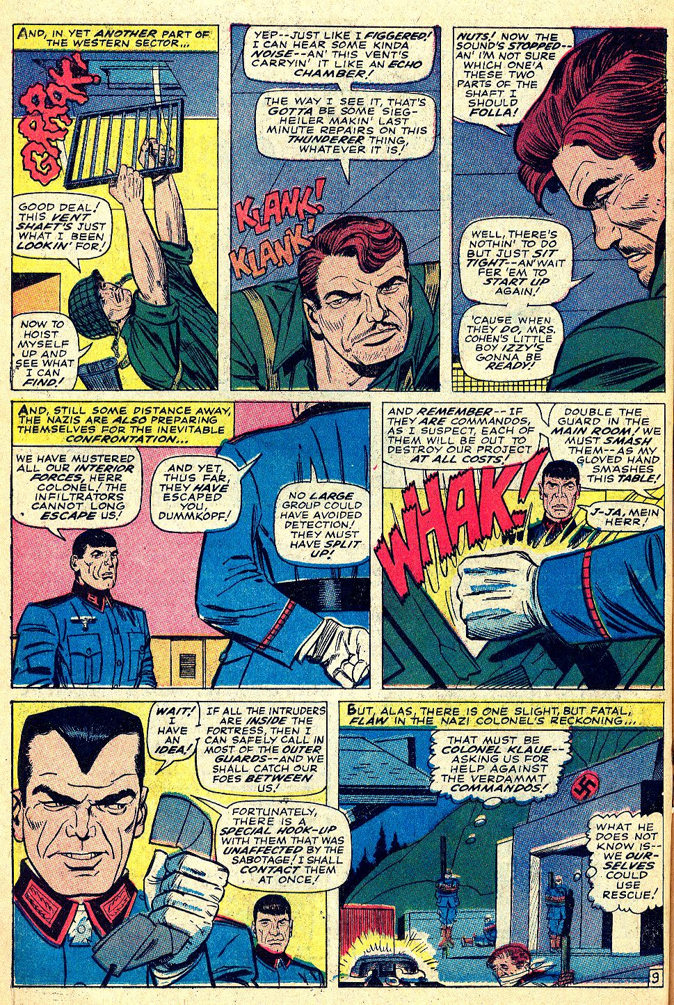 Read online Sgt. Fury comic -  Issue #39 - 14