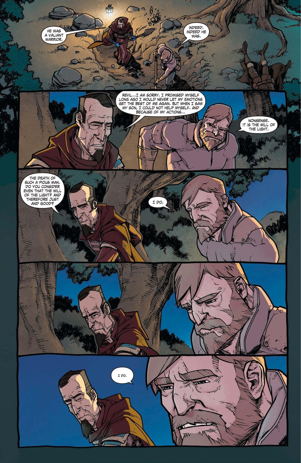 Read online World of Warcraft: Dark Riders comic -  Issue # Full - 75
