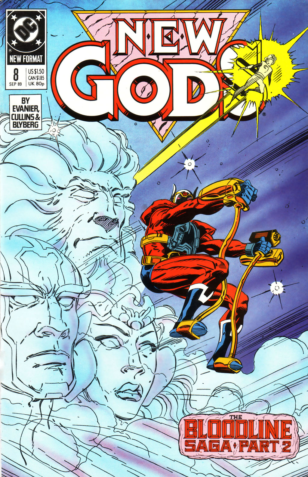 The New Gods (1989) 8 Page 1