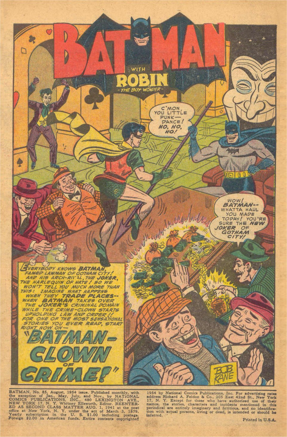 Batman (1940) 85 Page 2