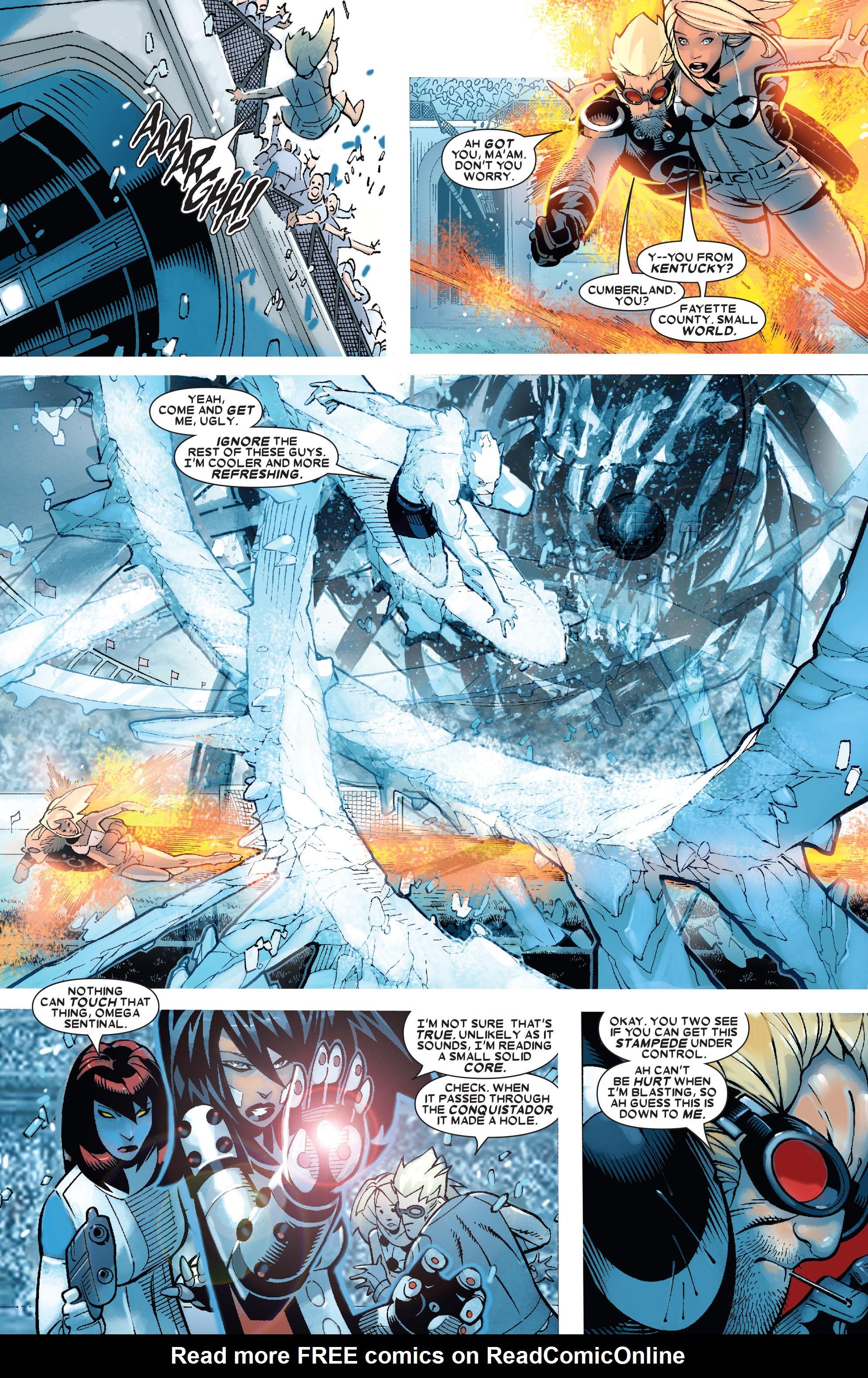 X-Men (1991) 198 Page 13