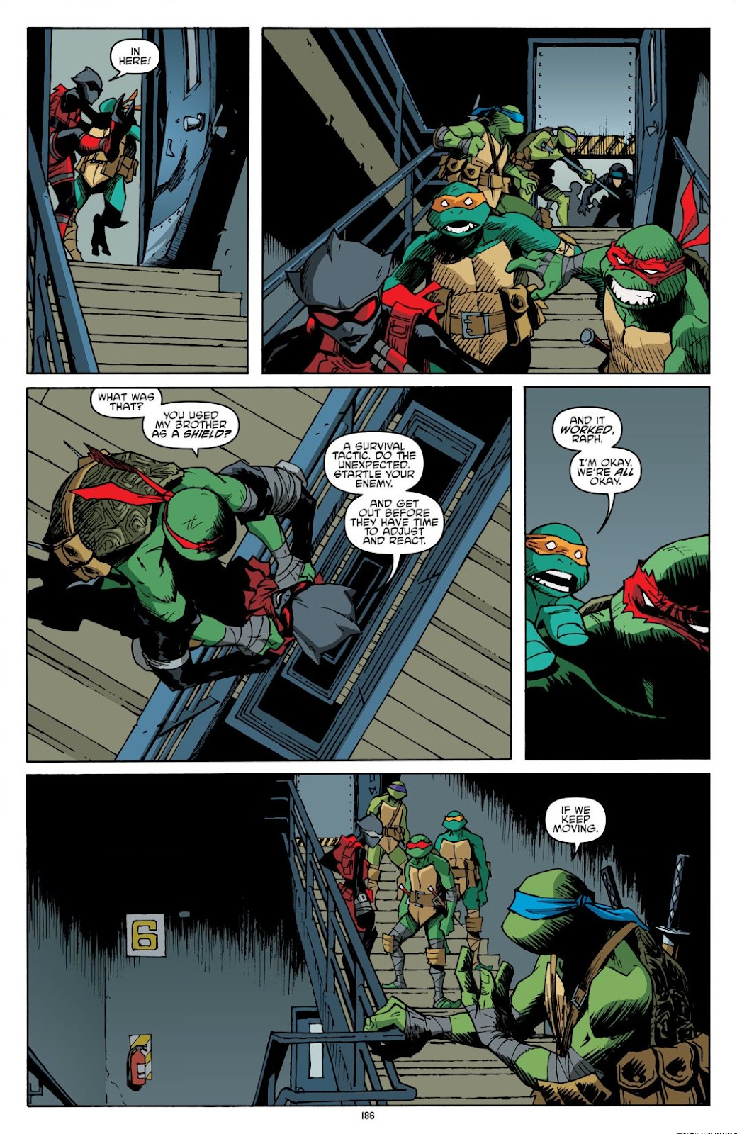 Read online Teenage Mutant Ninja Turtles: The IDW Collection comic -  Issue # TPB 8 (Part 2) - 85