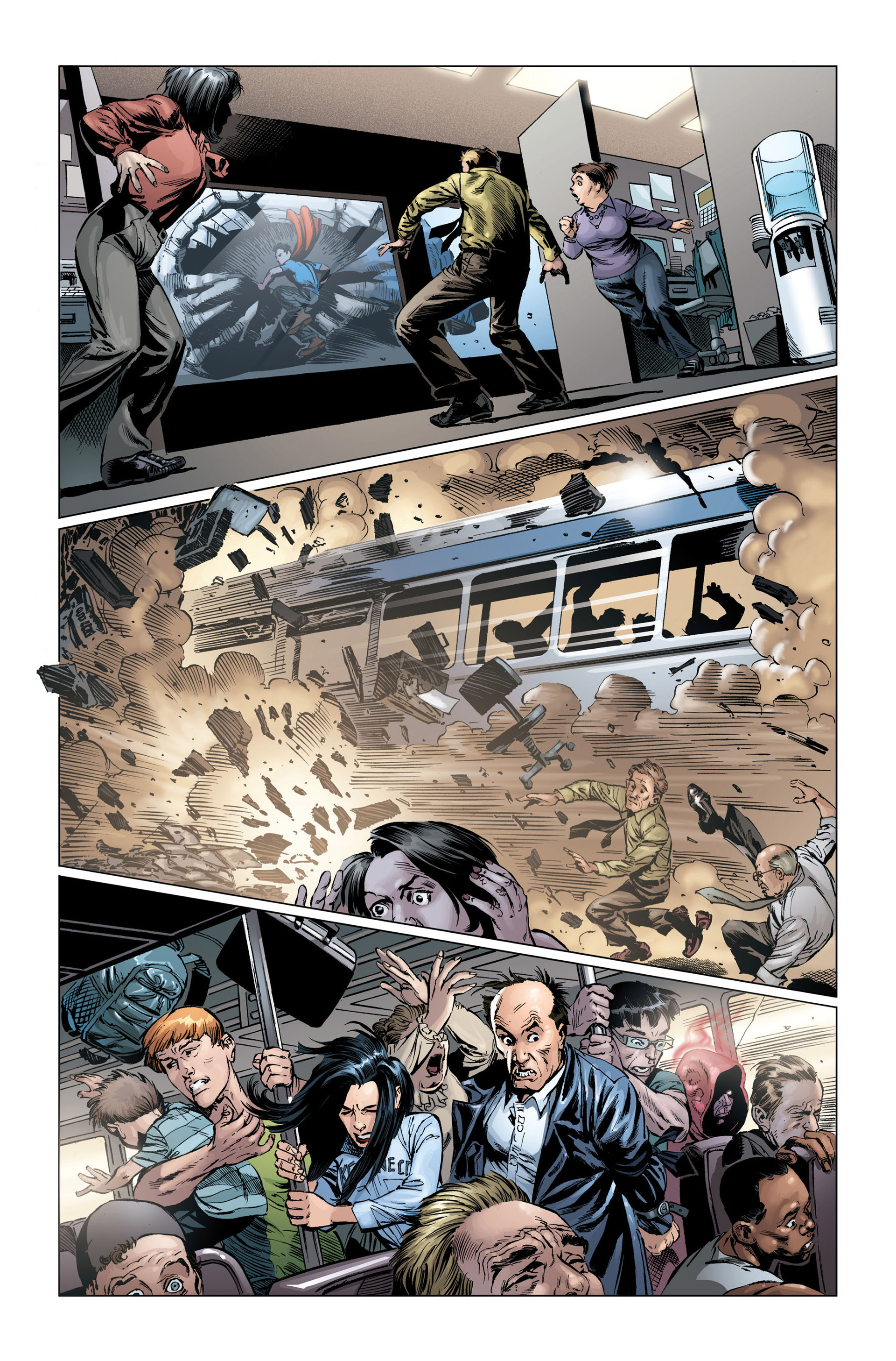 Read online Action Comics (2011) comic -  Issue #1 - 32