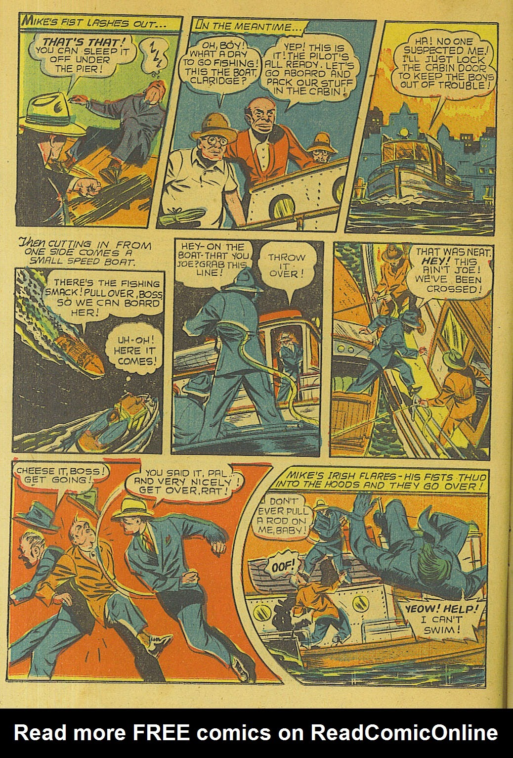 Green Hornet Comics issue 10 - Page 13