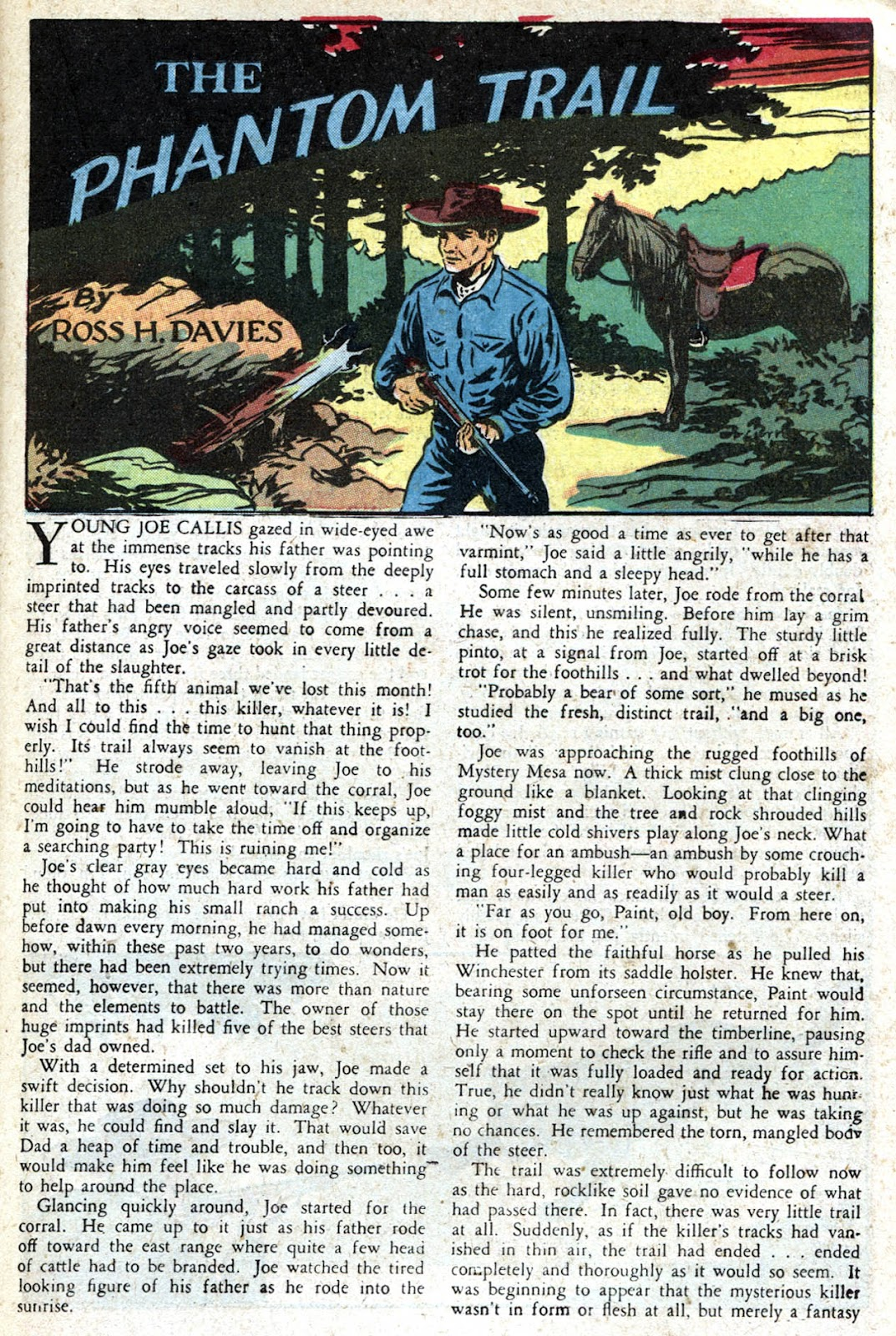 Read online Famous Funnies comic -  Issue #128 - 19
