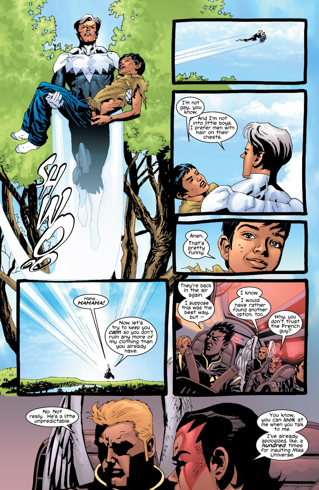 Read online X-Men: Unstoppable comic -  Issue # TPB (Part 2) - 15