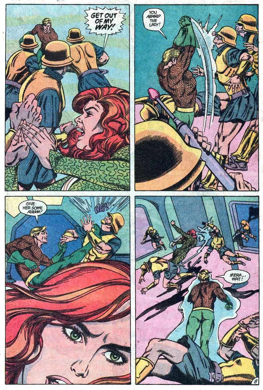 Read online Aquaman (1989) comic -  Issue #3 - 9