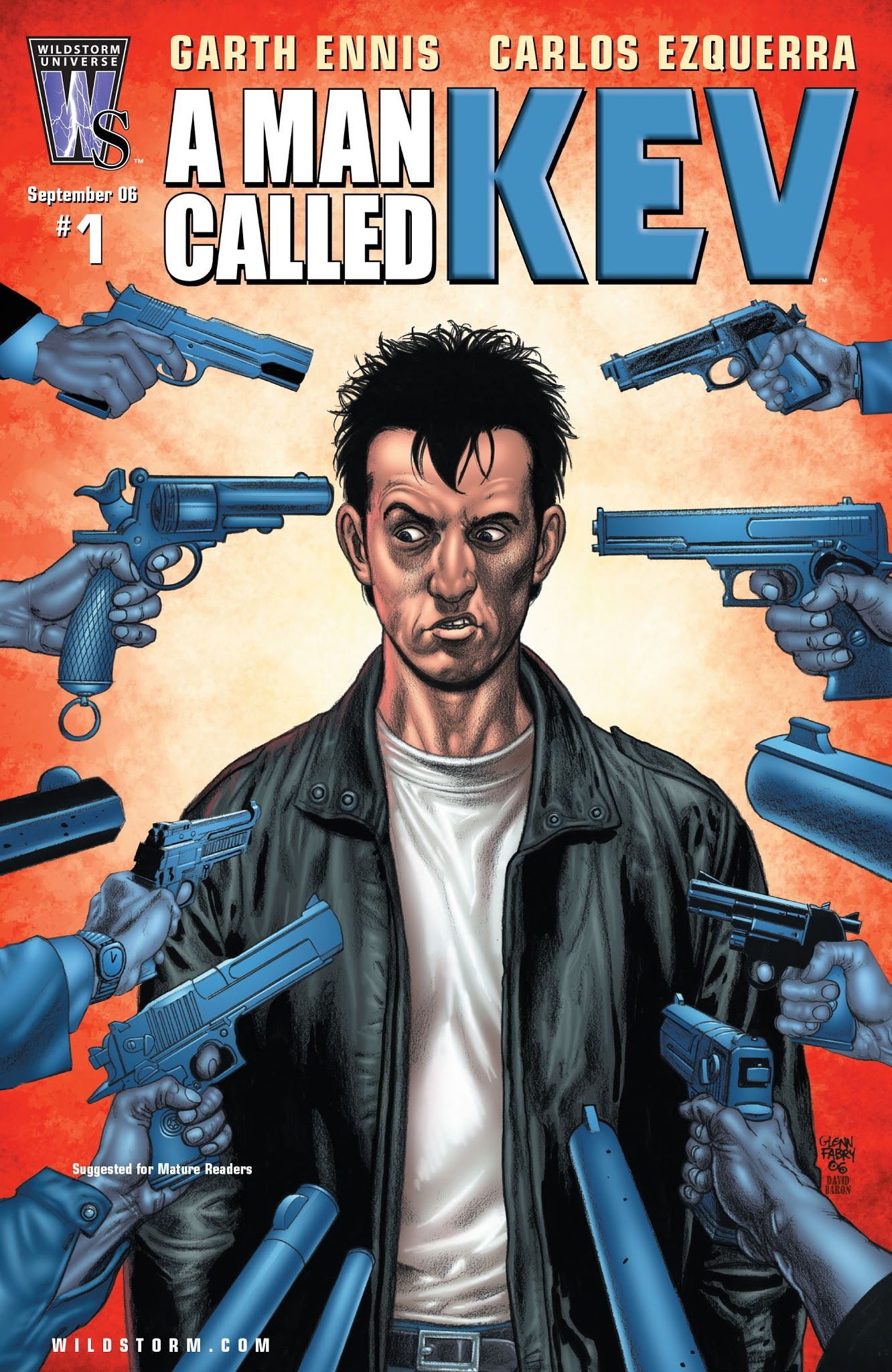A Man Called Kev 1 Page 1