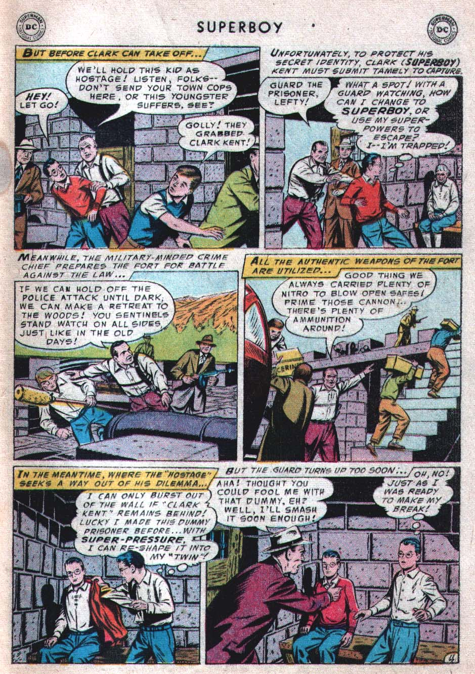 Superboy (1949) issue 46 - Page 24