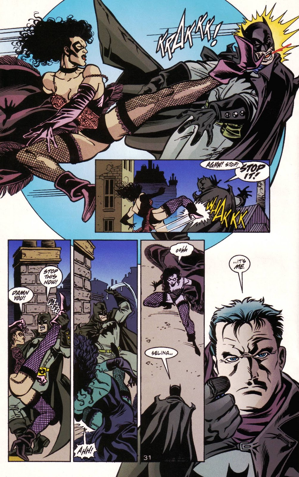 Batman: Two Faces issue Full - Page 32