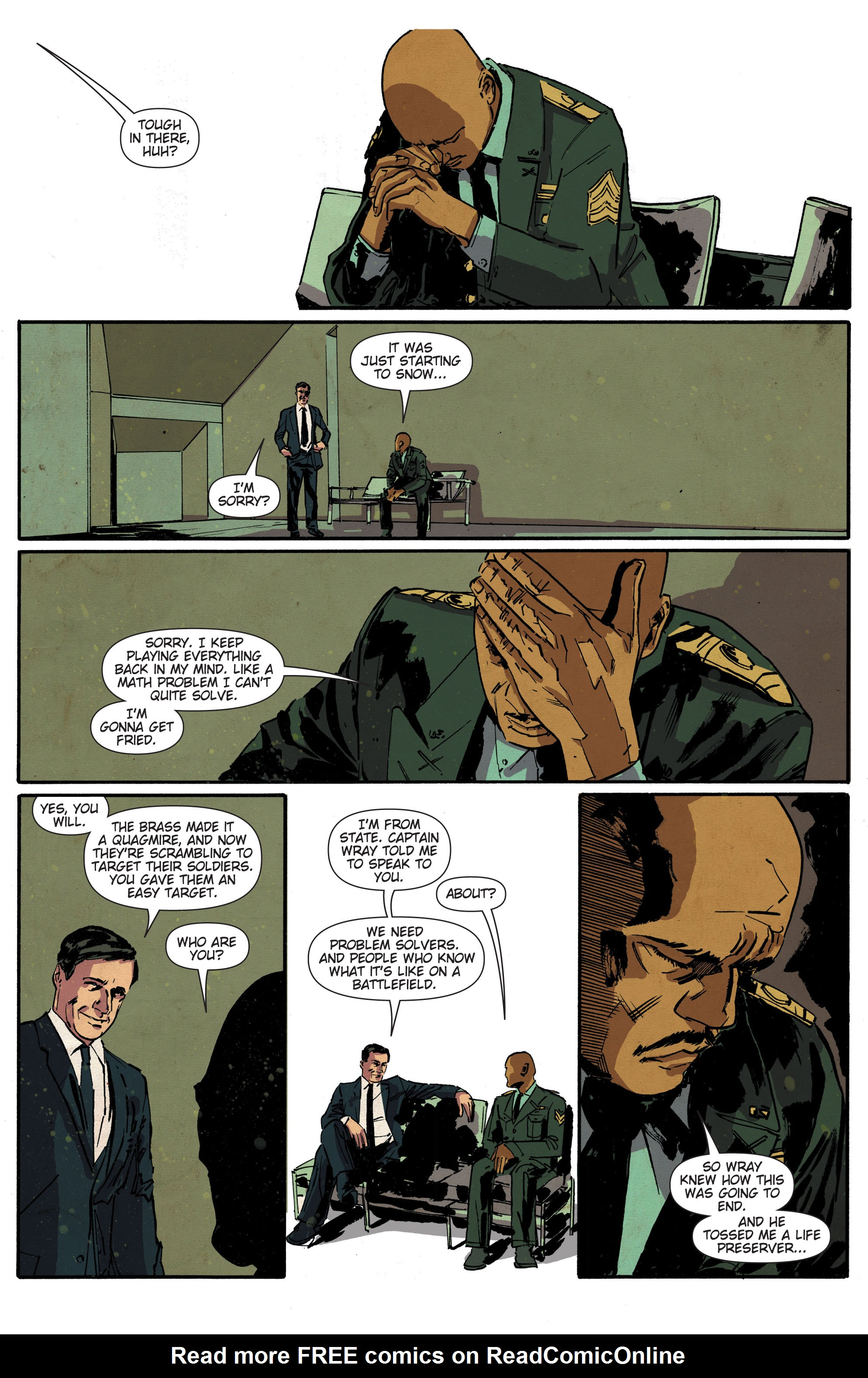 Read online The Activity comic -  Issue #5 - 12