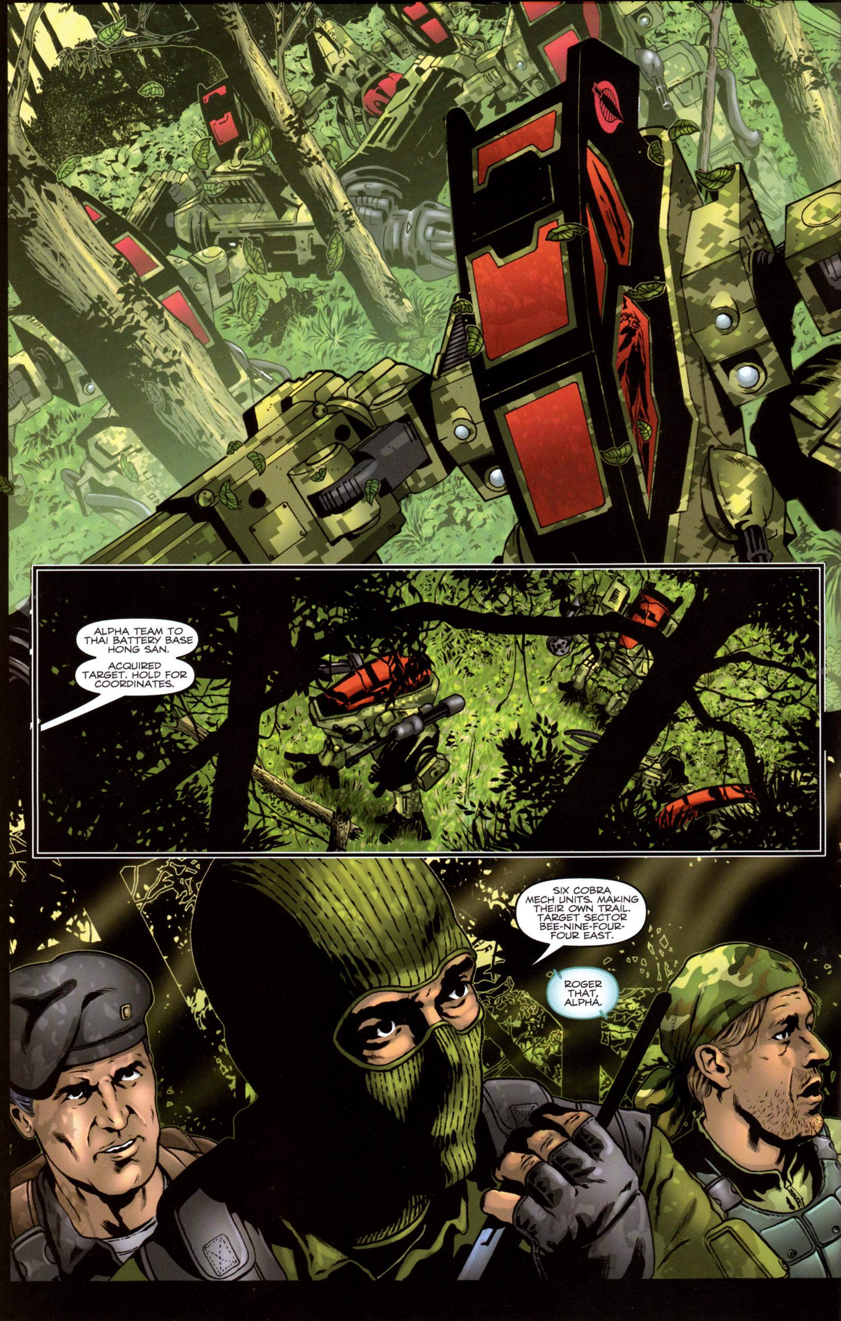Read online G.I. Joe: Snake Eyes comic -  Issue #9 - 5