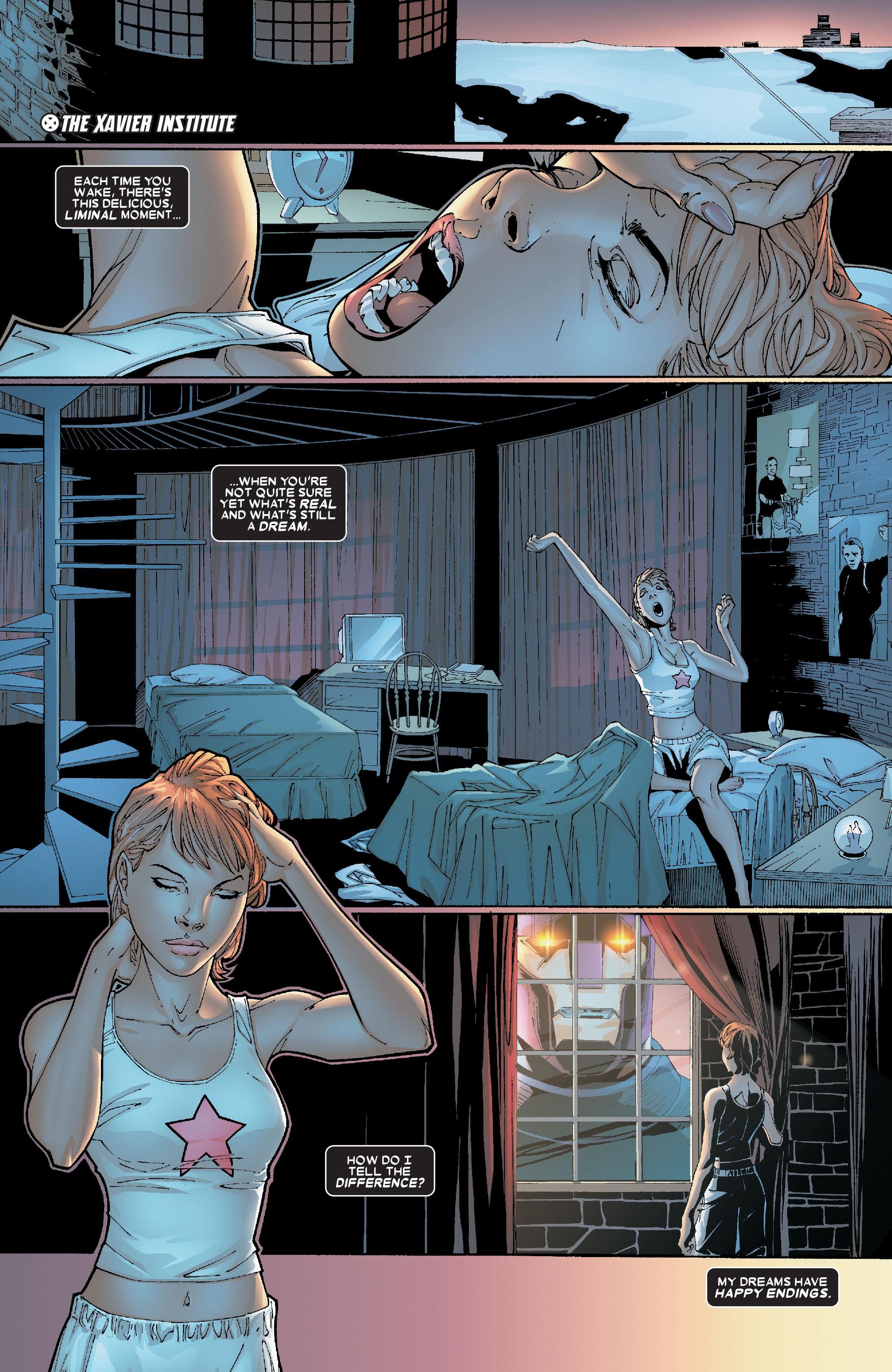 Read online Uncanny X-Men (1963) comic -  Issue #469 - 2