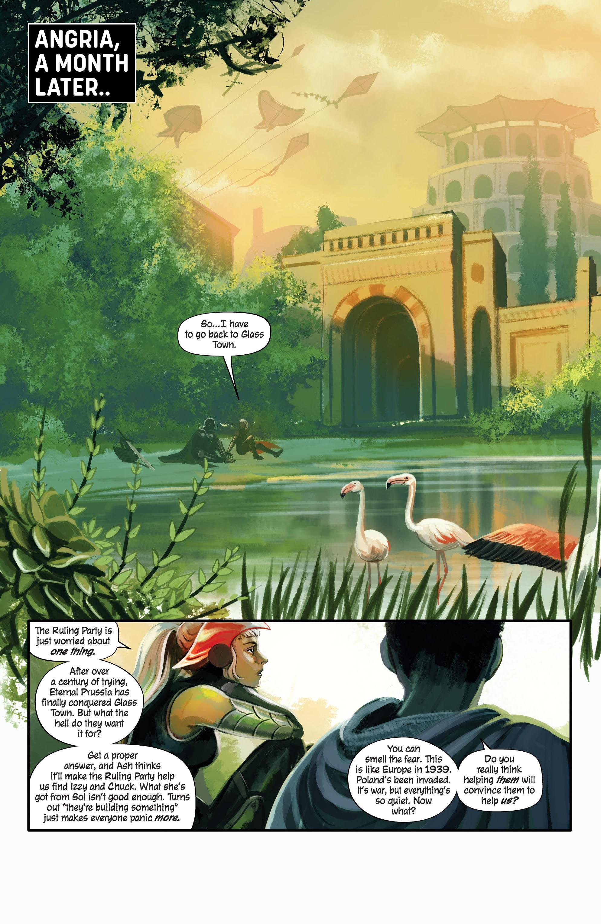 comico #8 - English 3