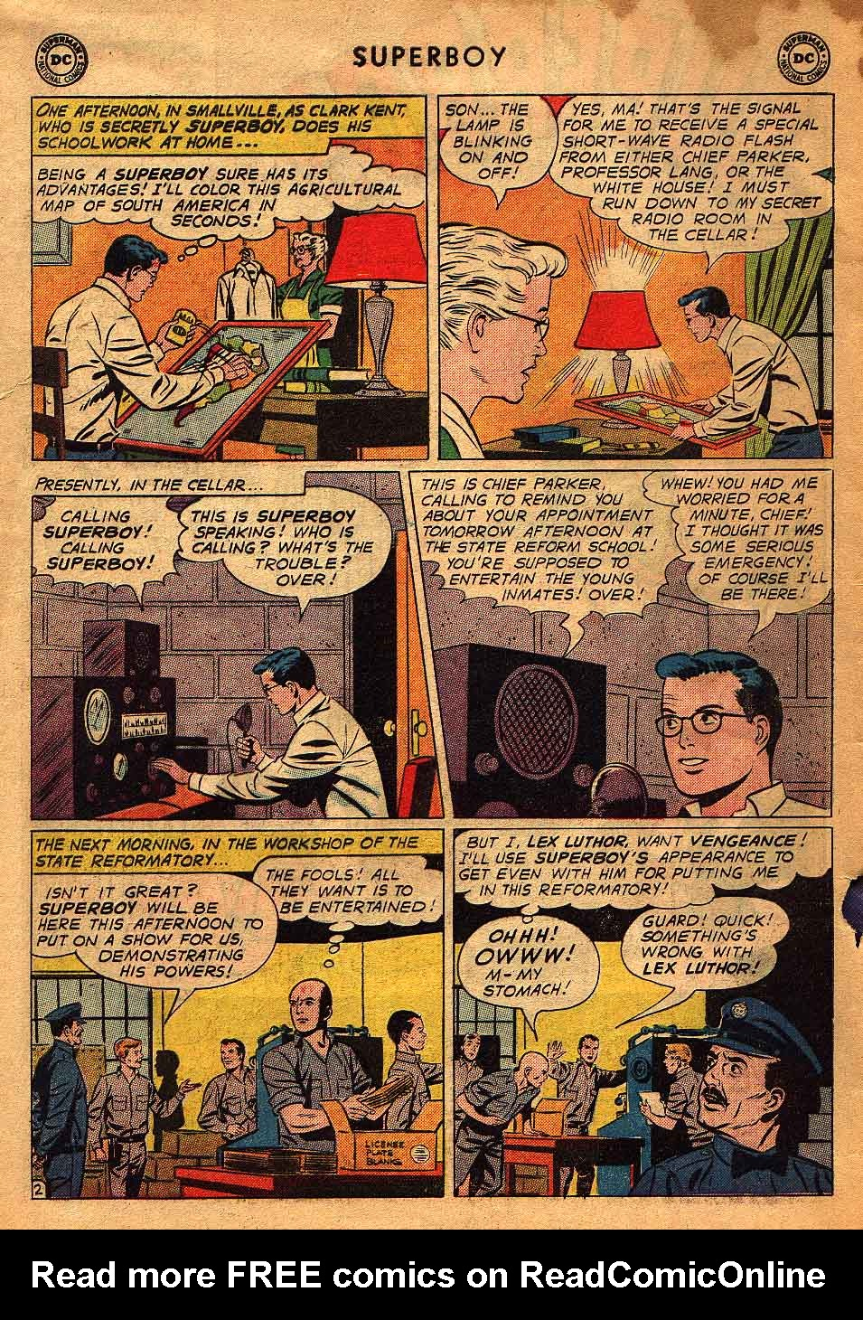 Superboy (1949) issue 96 - Page 3