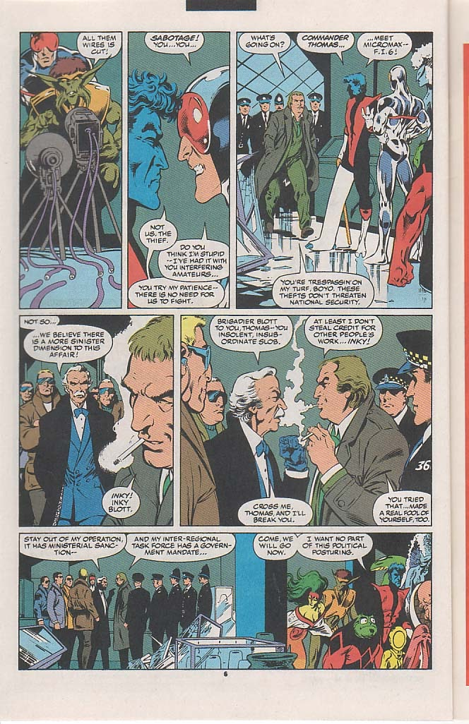 Excalibur (1988) issue 45 - Page 5