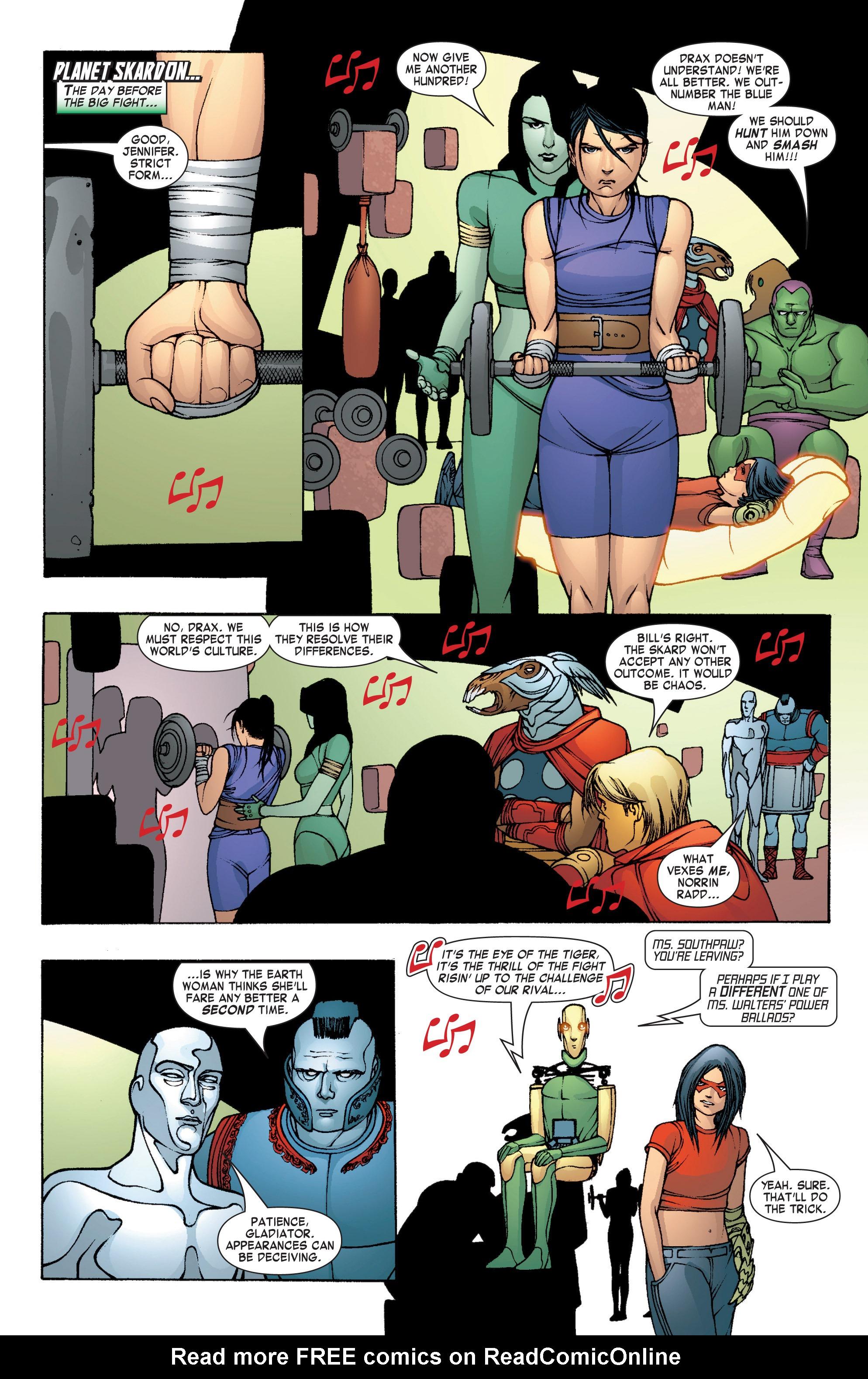 Read online She-Hulk (2004) comic -  Issue #8 - 17