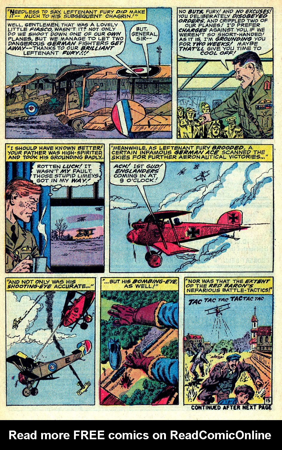 Read online Sgt. Fury comic -  Issue #76 - 21