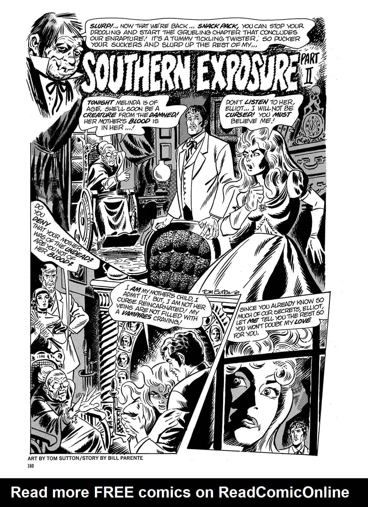 Read online Eerie Archives comic -  Issue # TPB 5 - 161