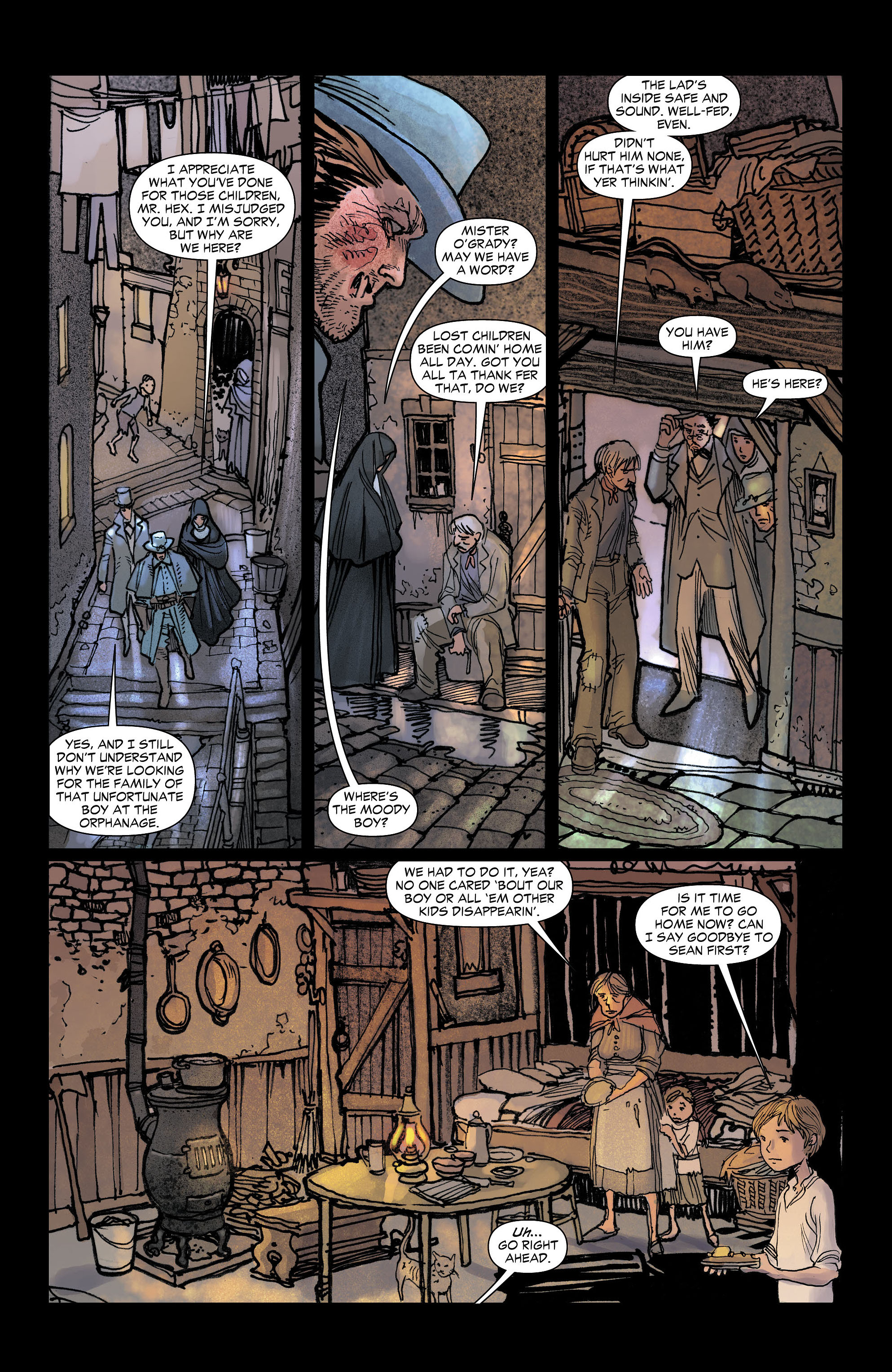 Read online All-Star Western (2011) comic -  Issue #6 - 15