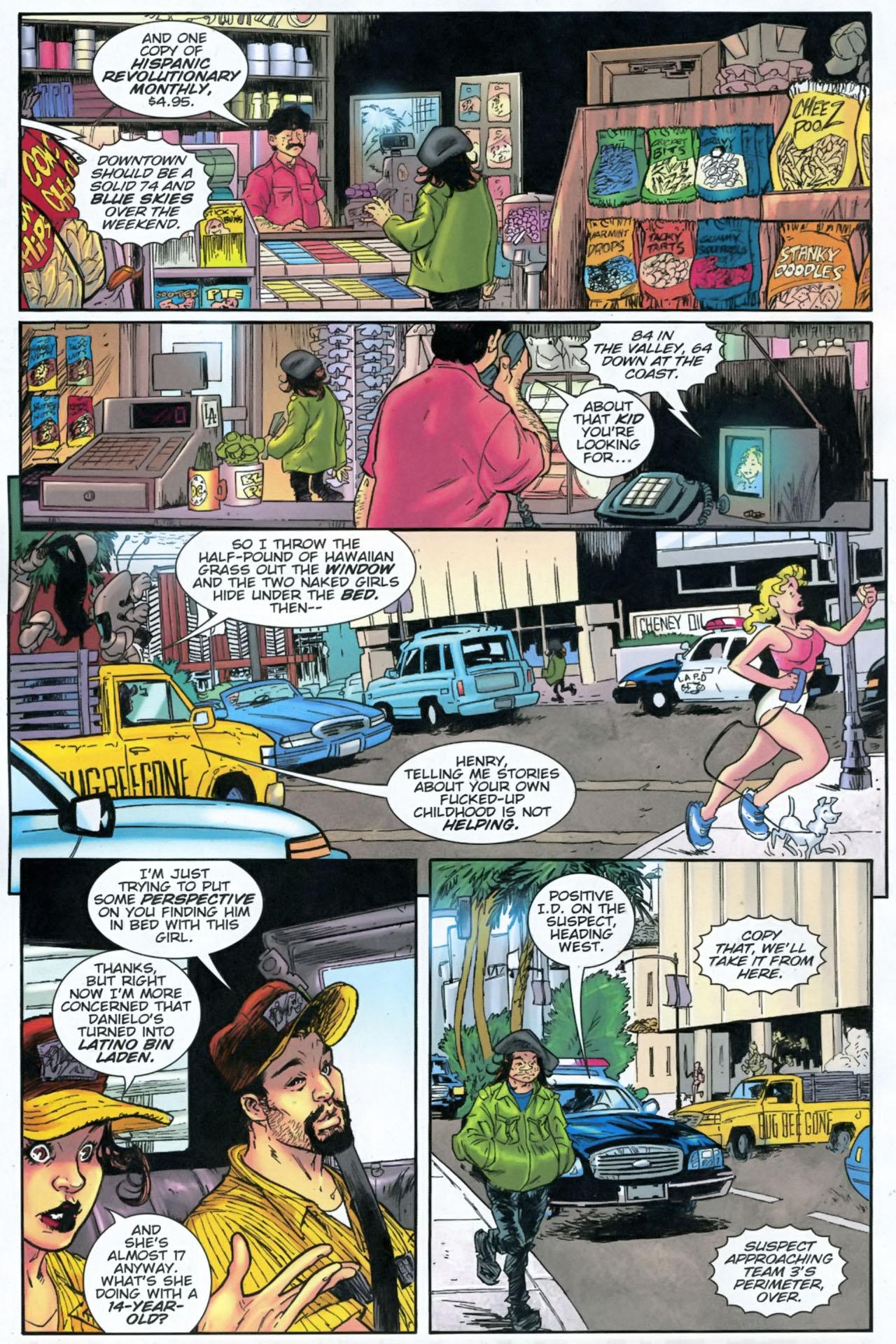 Read online The Exterminators comic -  Issue #27 - 14