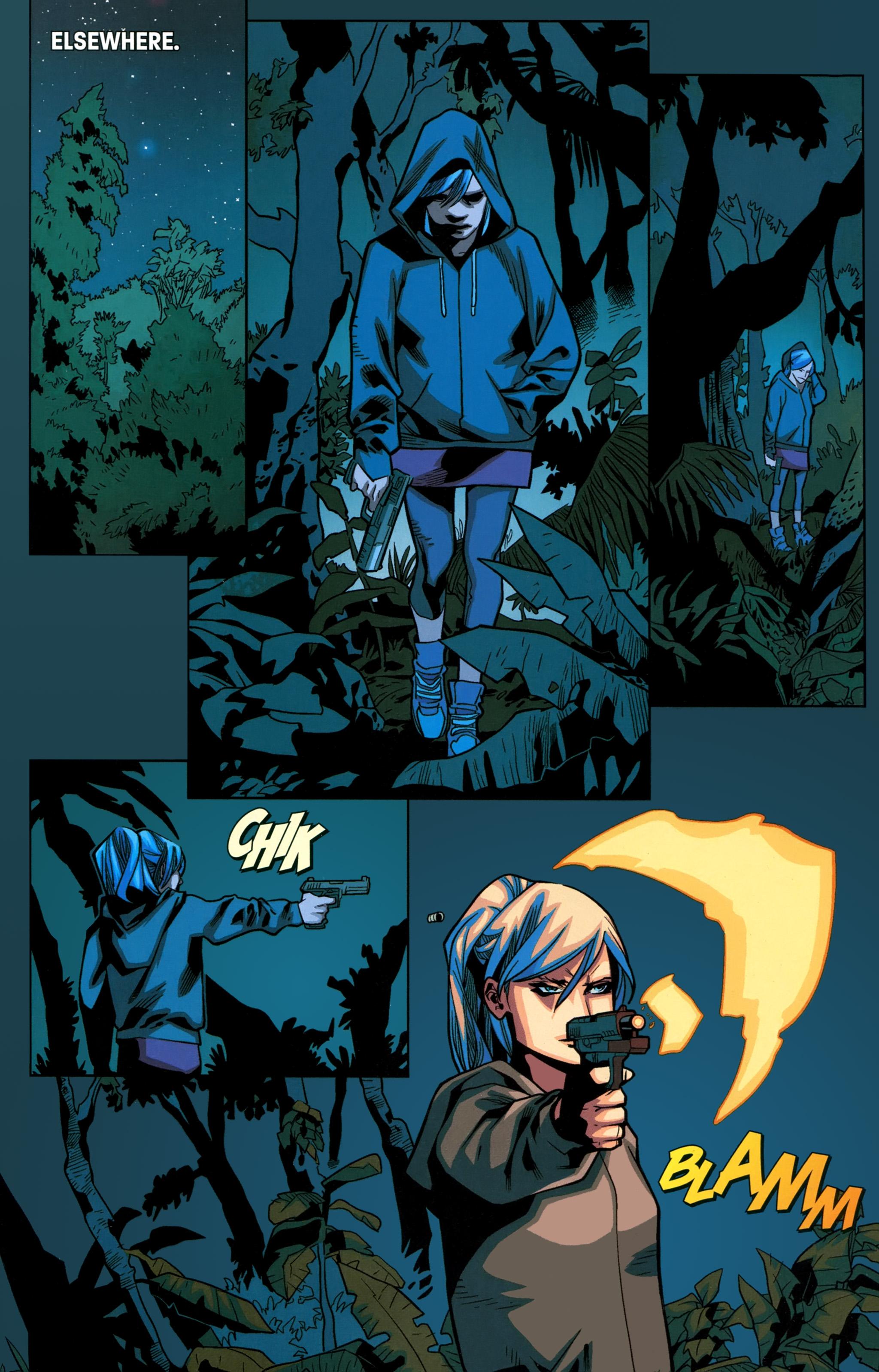 Read online Ultimate Comics X-Men comic -  Issue #24 - 17