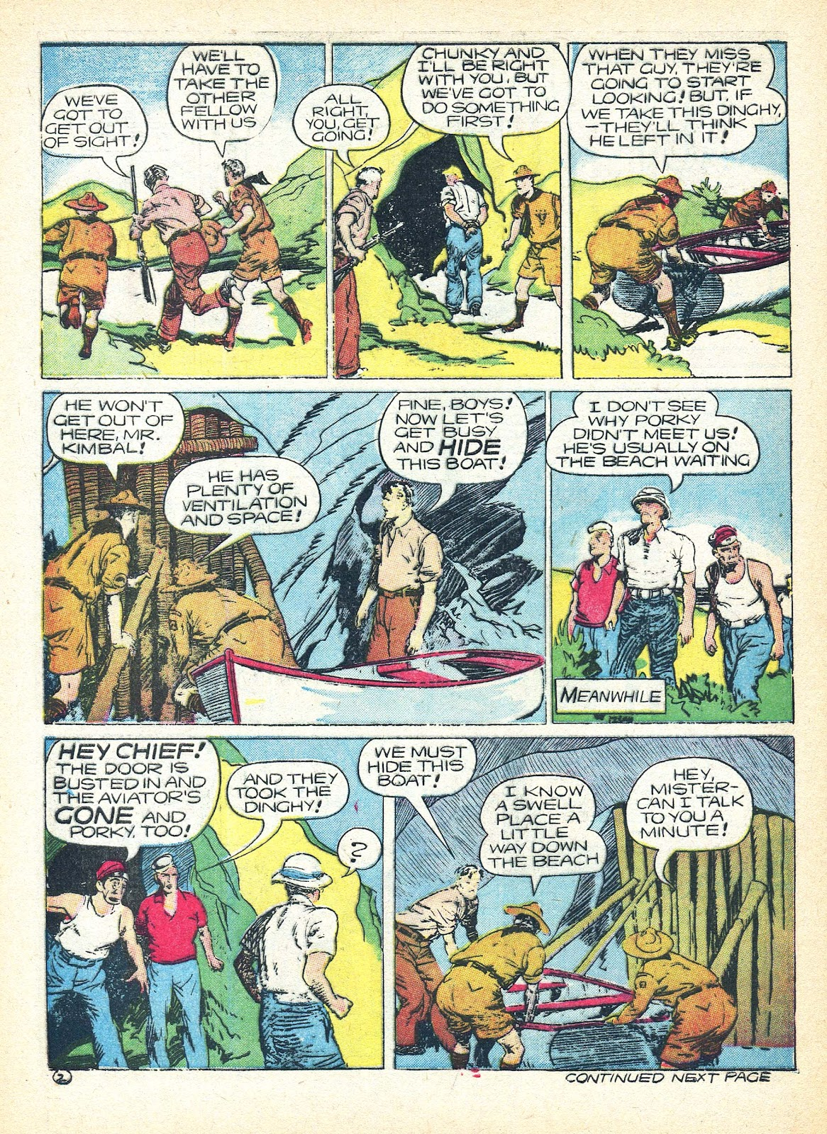 Read online Famous Funnies comic -  Issue #95 - 51