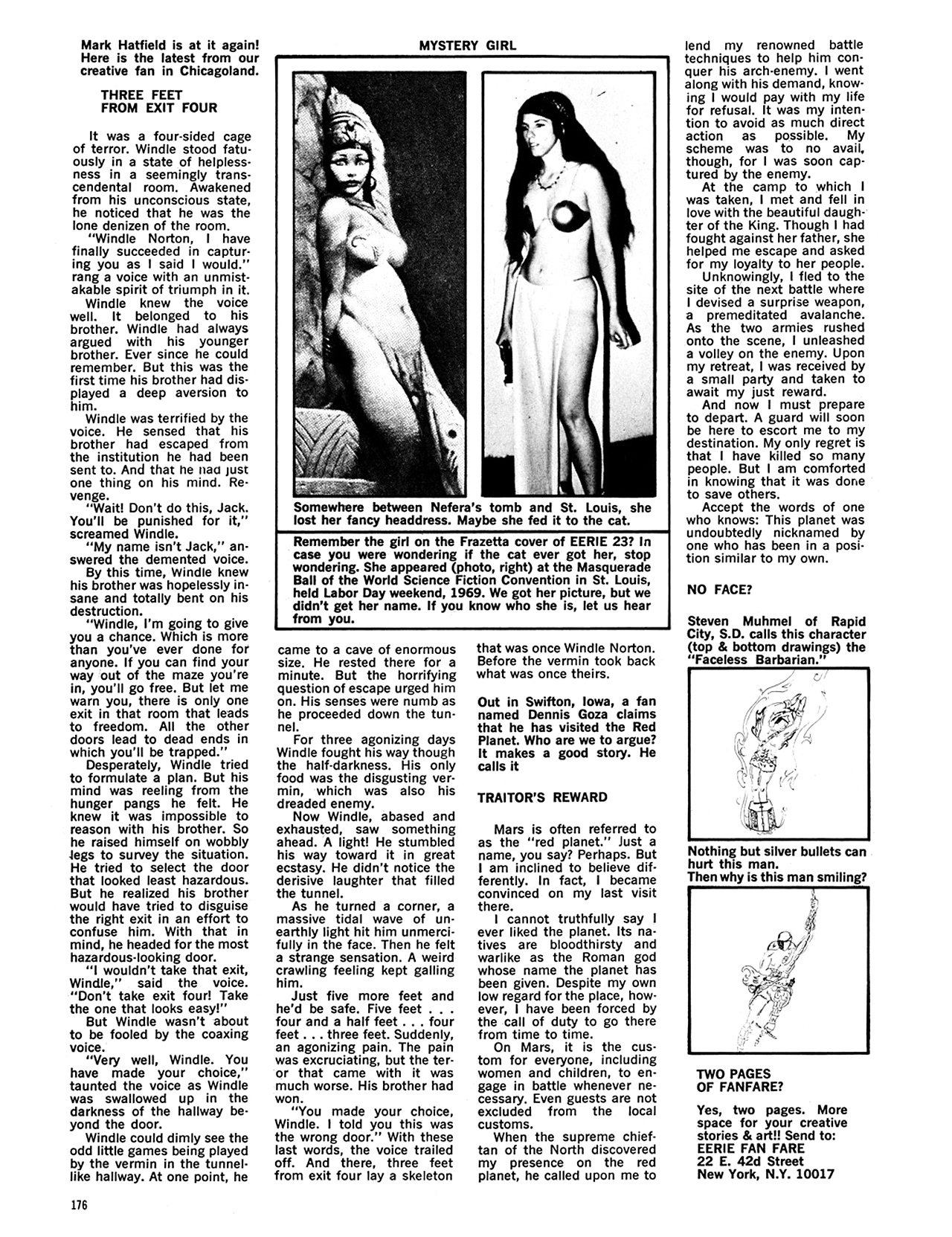 Read online Eerie Archives comic -  Issue # TPB 5 - 177