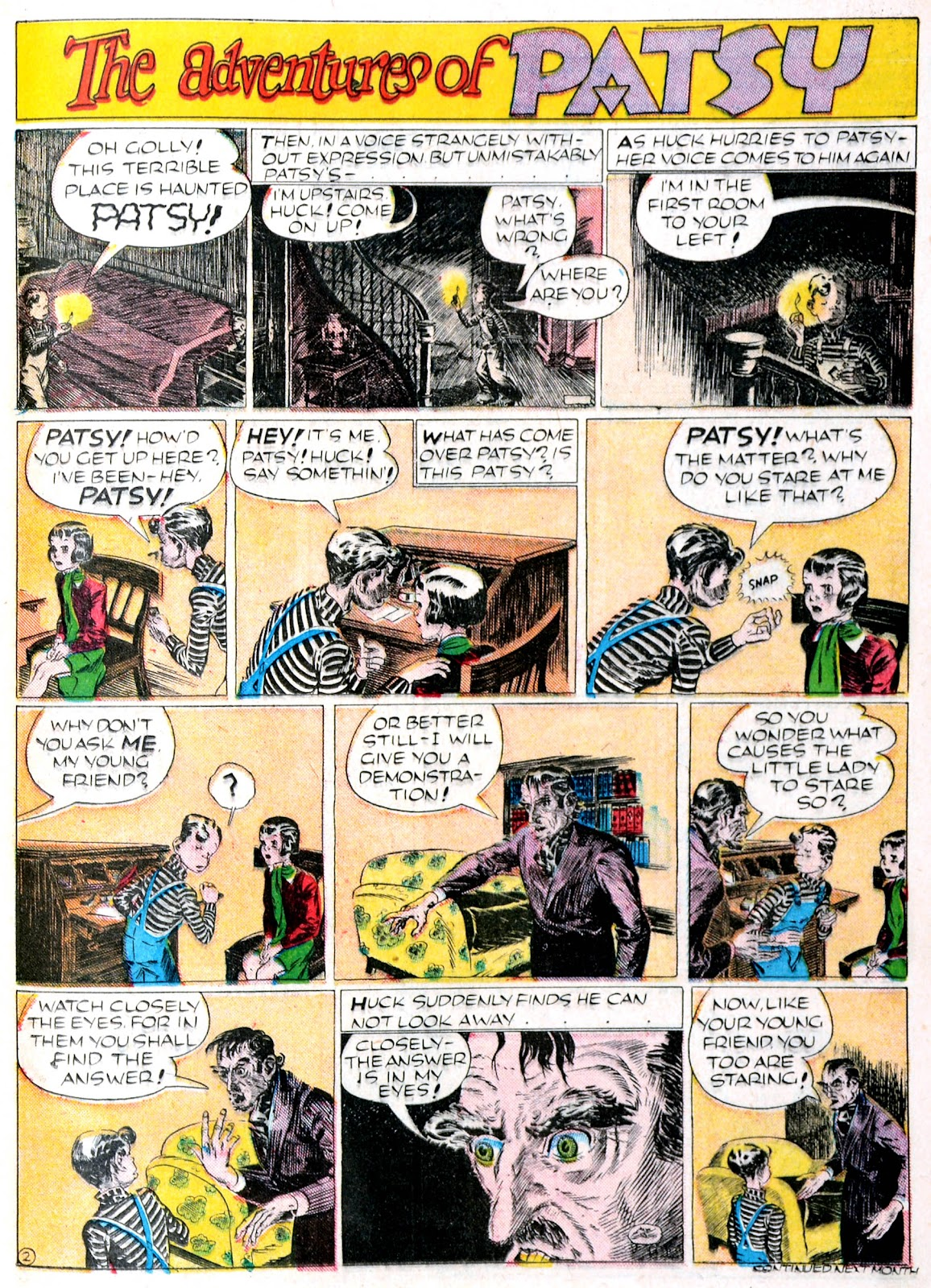 Read online Famous Funnies comic -  Issue #60 - 31