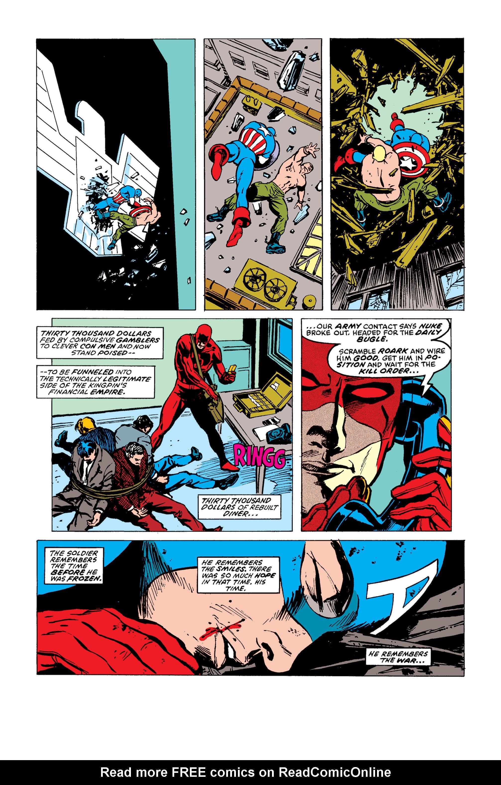 Read online Daredevil: Born Again comic -  Issue # Full - 192