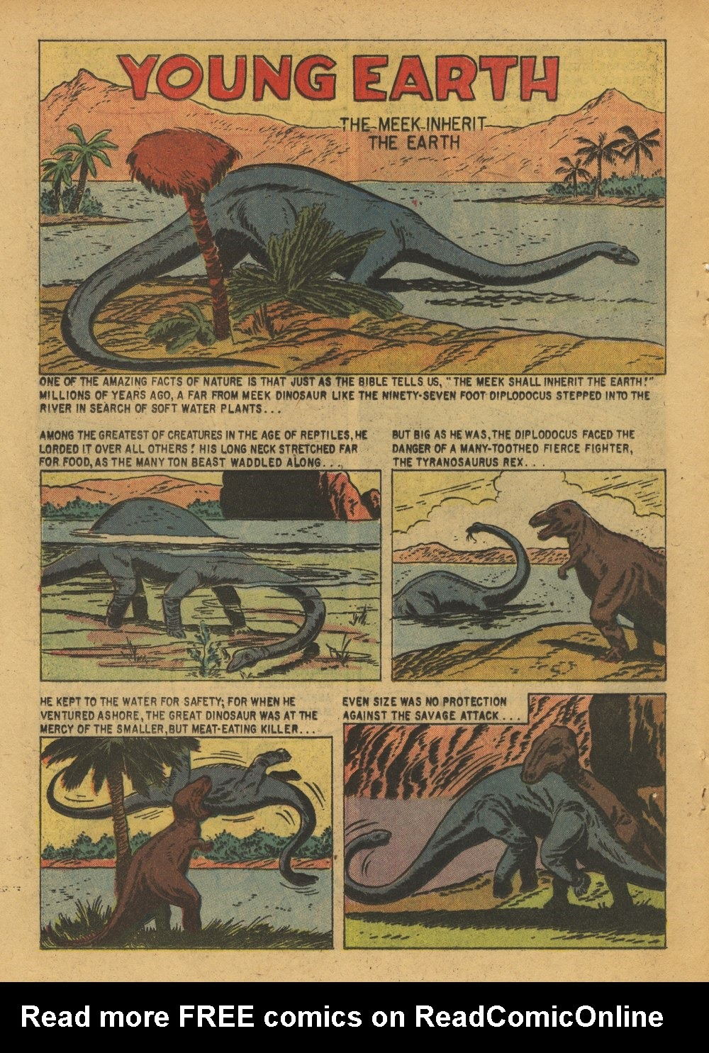 Read online Turok, Son of Stone comic -  Issue #15 - 16