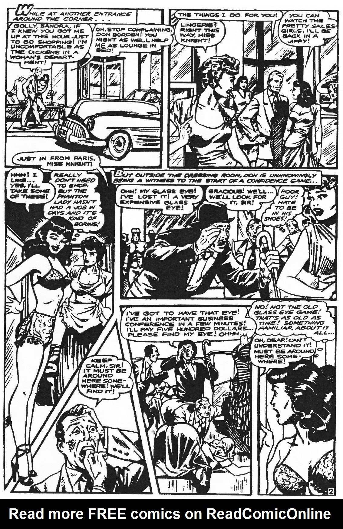 Read online Men of Mystery Comics comic -  Issue #82 - 5