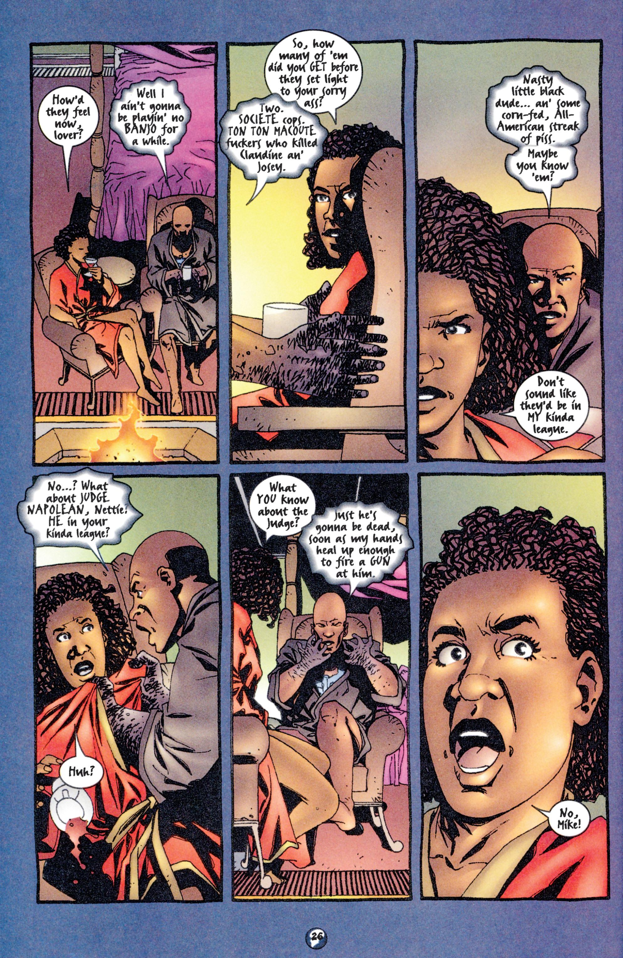 Read online Shadowman (1997) comic -  Issue #12 - 21
