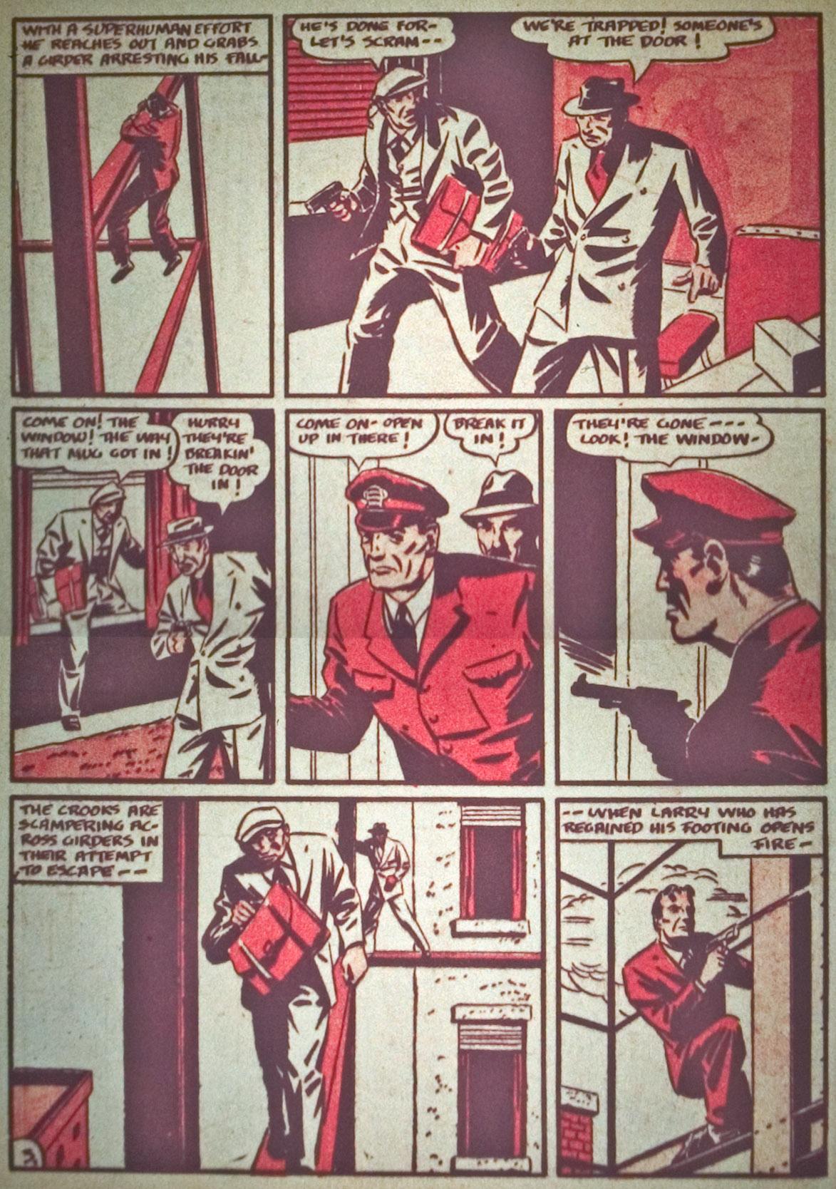 Detective Comics (1937) 29 Page 17