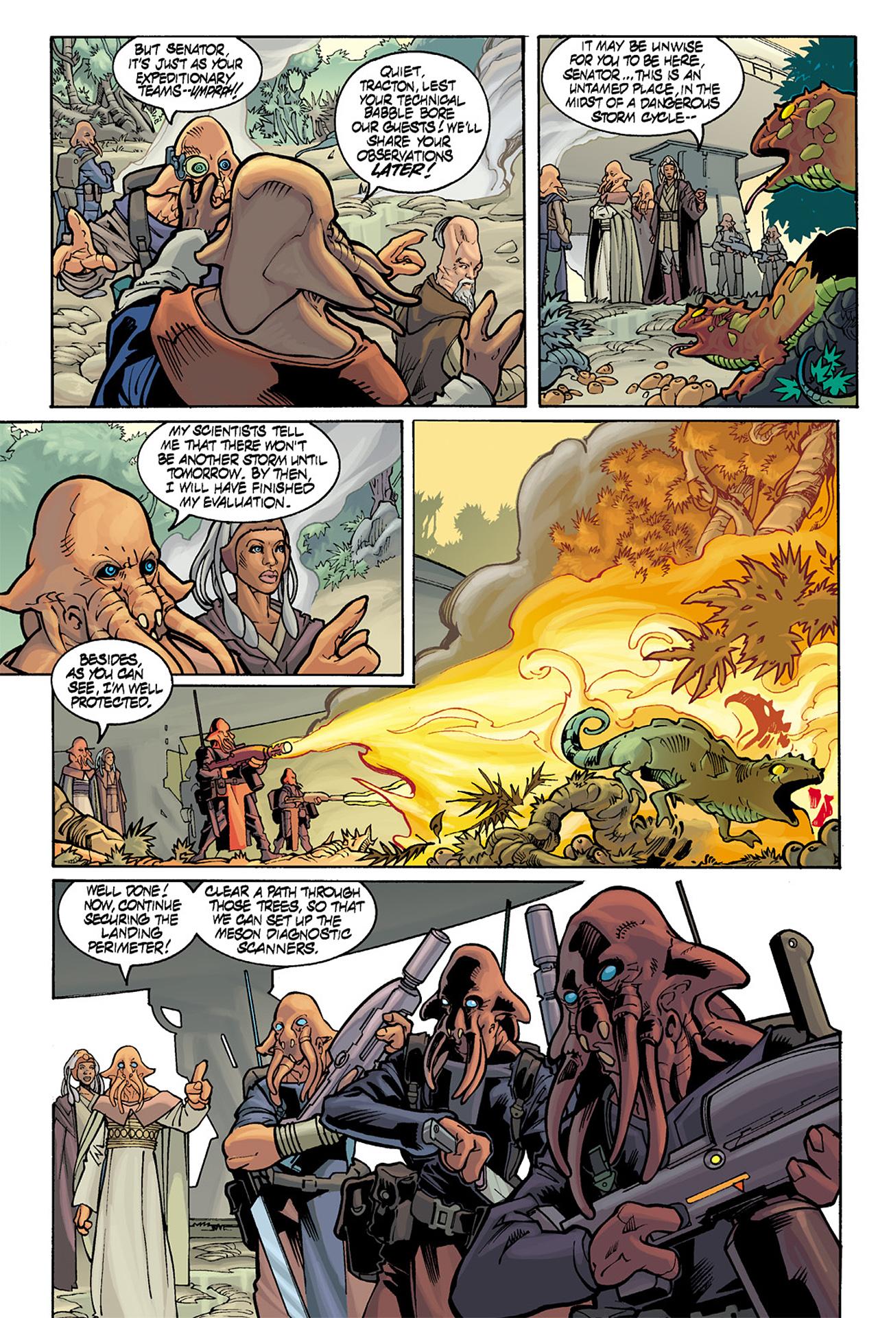 Read online Star Wars Omnibus comic -  Issue # Vol. 10 - 96