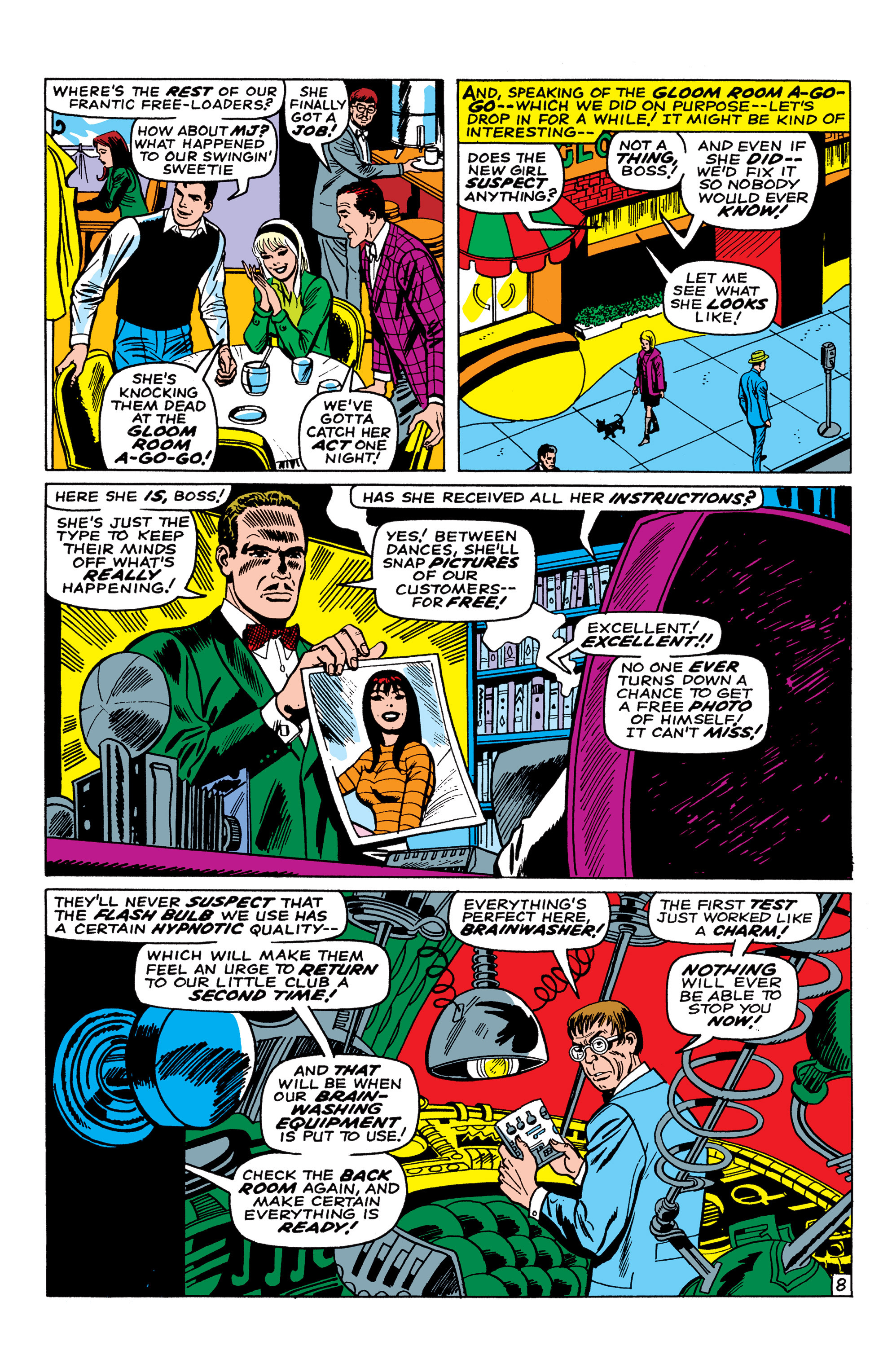 The Amazing Spider-Man (1963) 59 Page 8