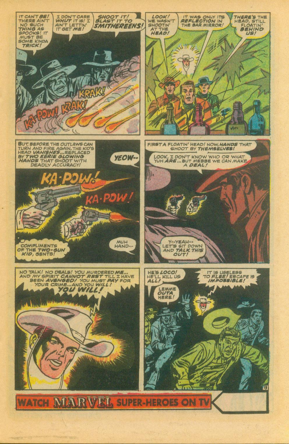 Read online Two-Gun Kid comic -  Issue #85 - 18