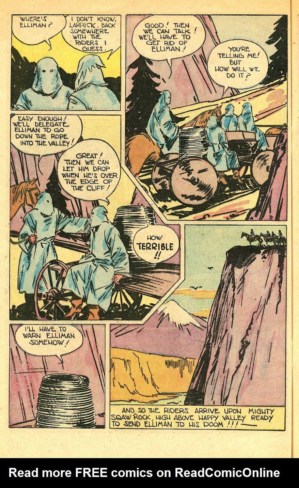 Read online Super-Magician Comics comic -  Issue #56 - 44