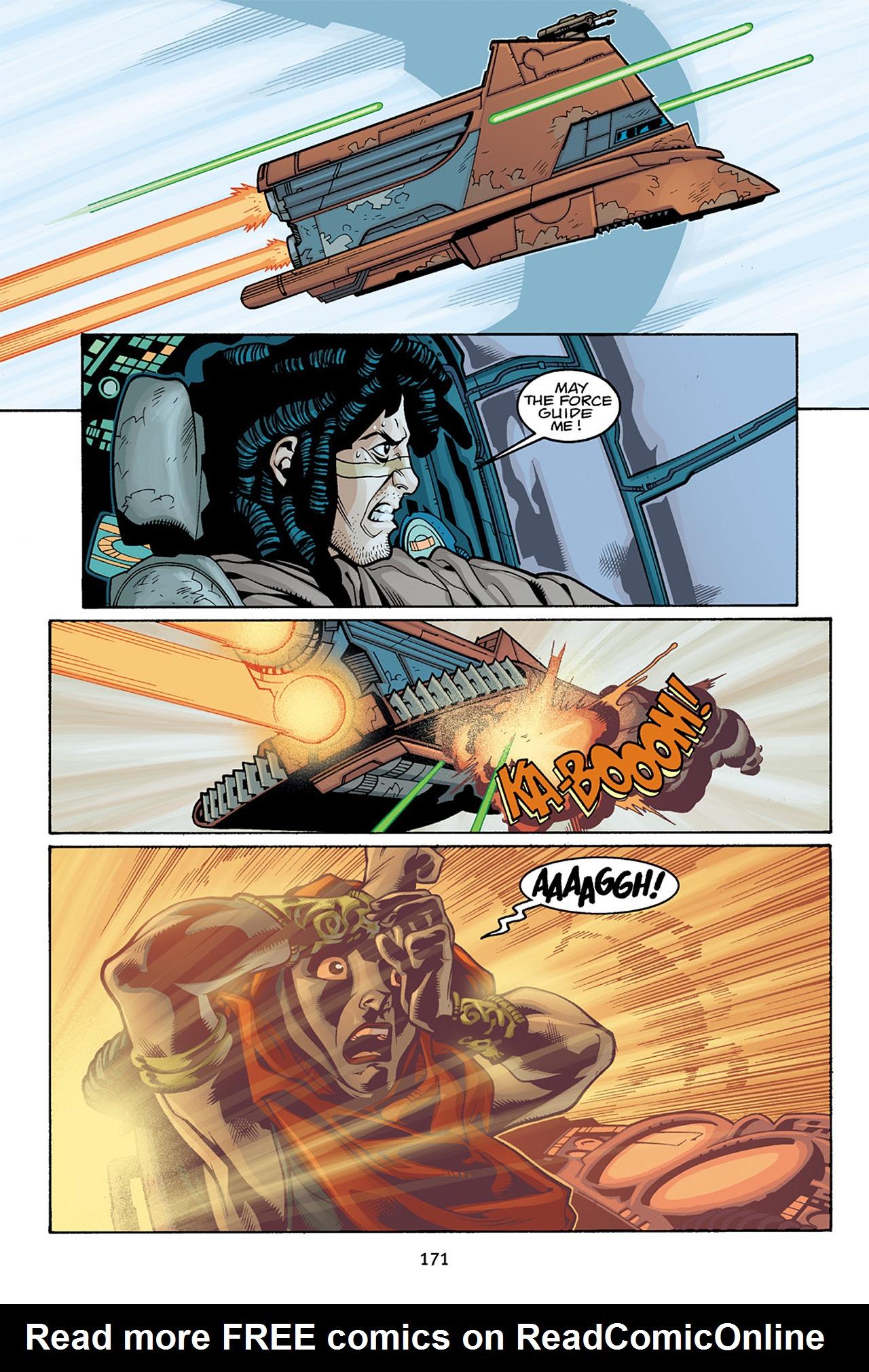 Read online Star Wars Omnibus comic -  Issue # Vol. 15 - 168