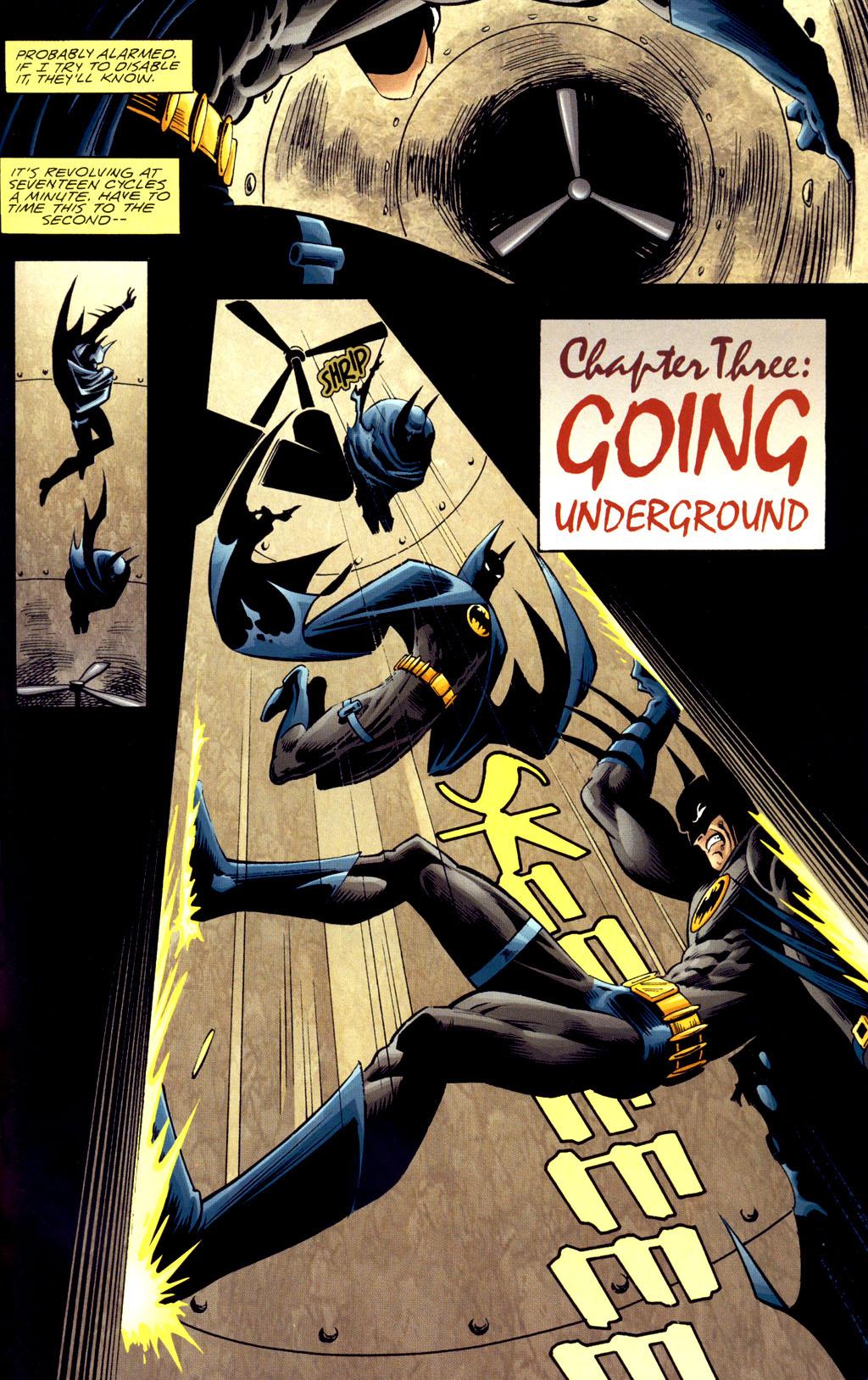 Read online Batman: Dreamland comic -  Issue # Full - 27