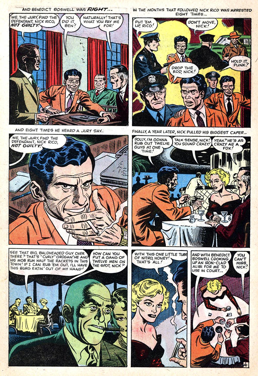 Read online Adventures into Weird Worlds comic -  Issue #17 - 30