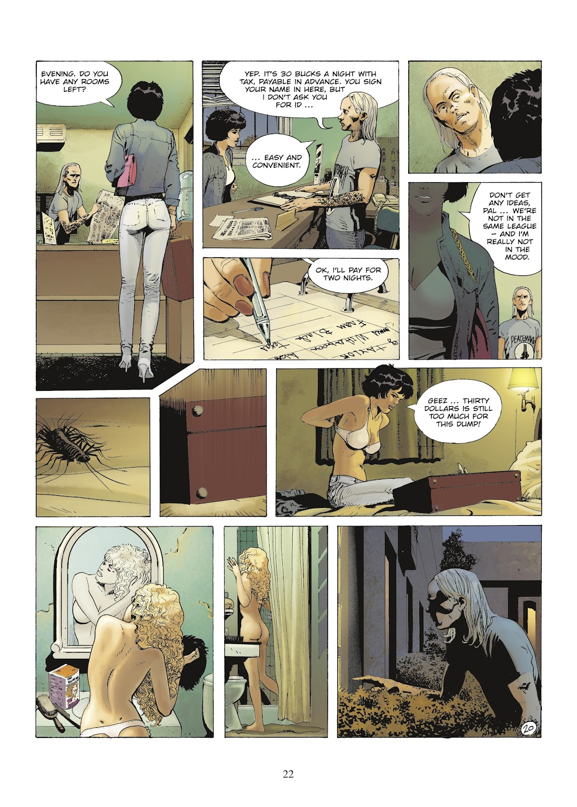 XIII Mystery issue 9 - Page 24